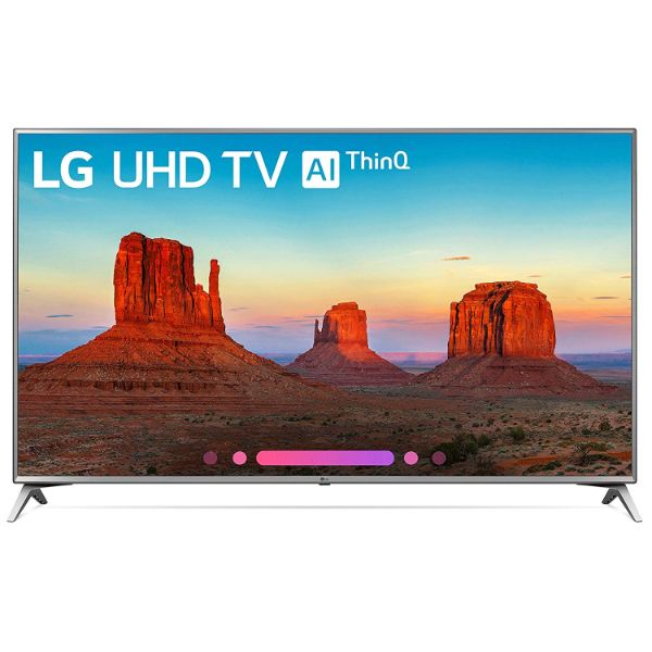 LG Electronics 70-Inch 4K Ultra HD Smart LED TV