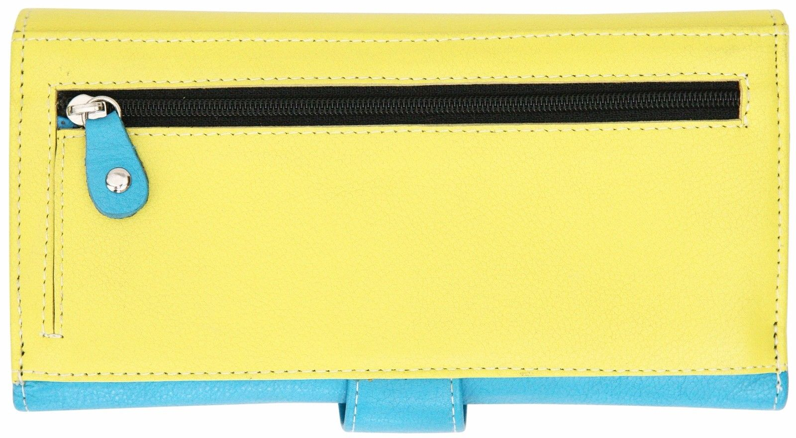 Felda-RFID-Ladies-Leather-Soft-Wallet-Large-Capacity-Purse-Womens-Multi-24-Card miniatuur 30