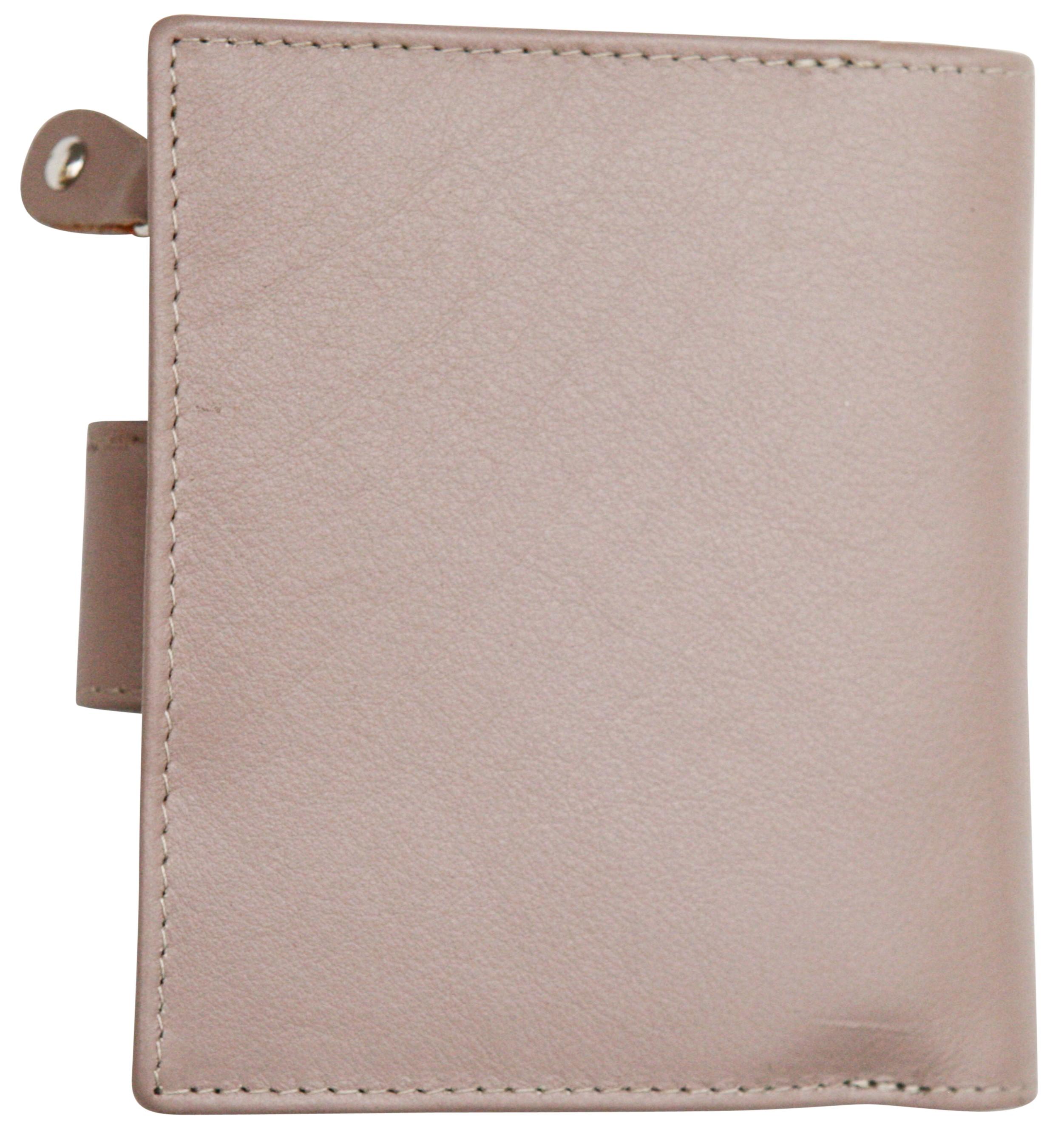 Felda-RFID-onorevoli-MEDAGLIA-amp-Card-Purse-Wallet-Genuine-Leather-Multi-SOFT-BOX-REGALO miniatura 79