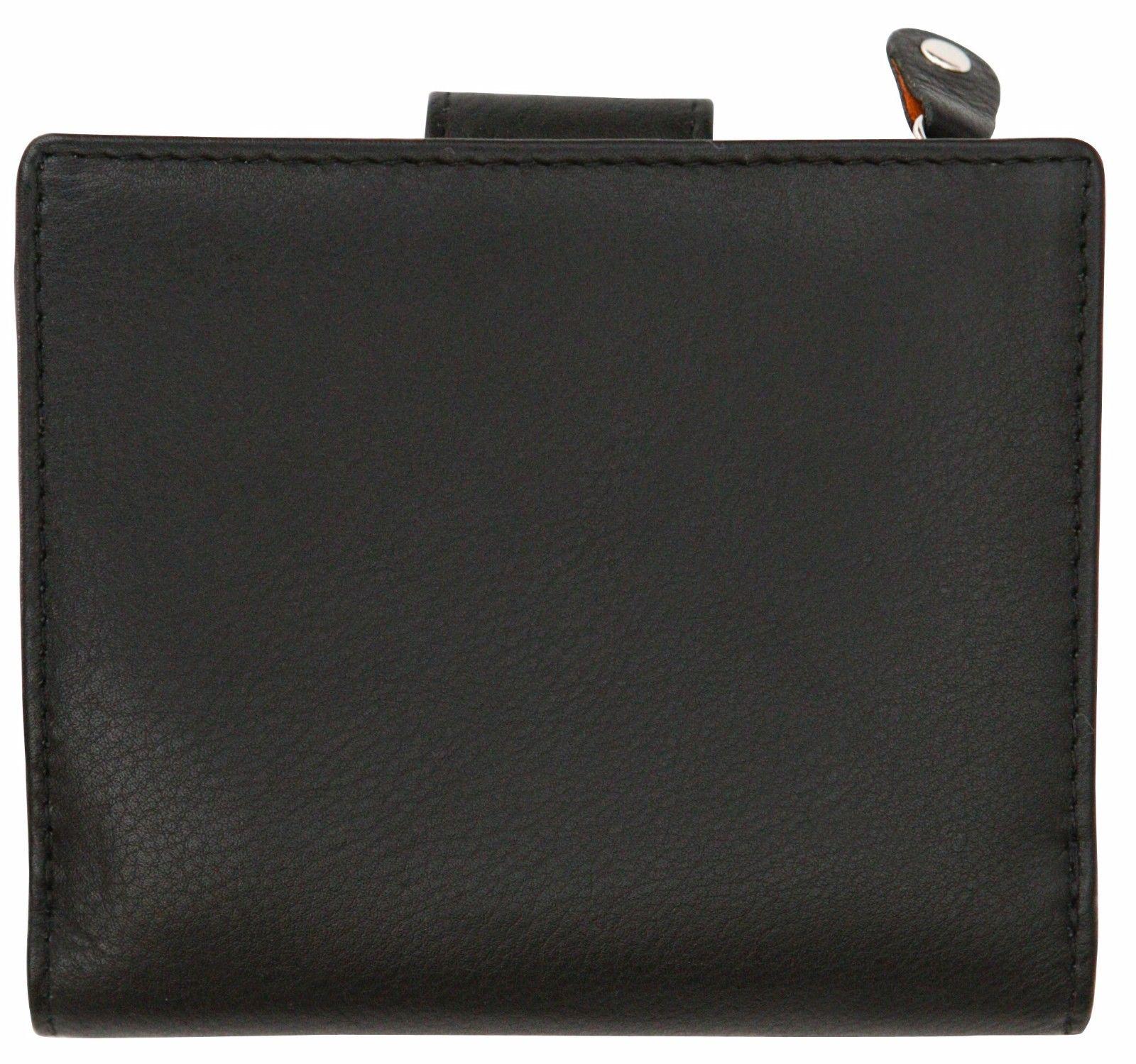Felda-RFID-onorevoli-MEDAGLIA-amp-Card-Purse-Wallet-Genuine-Leather-Multi-SOFT-BOX-REGALO miniatura 12