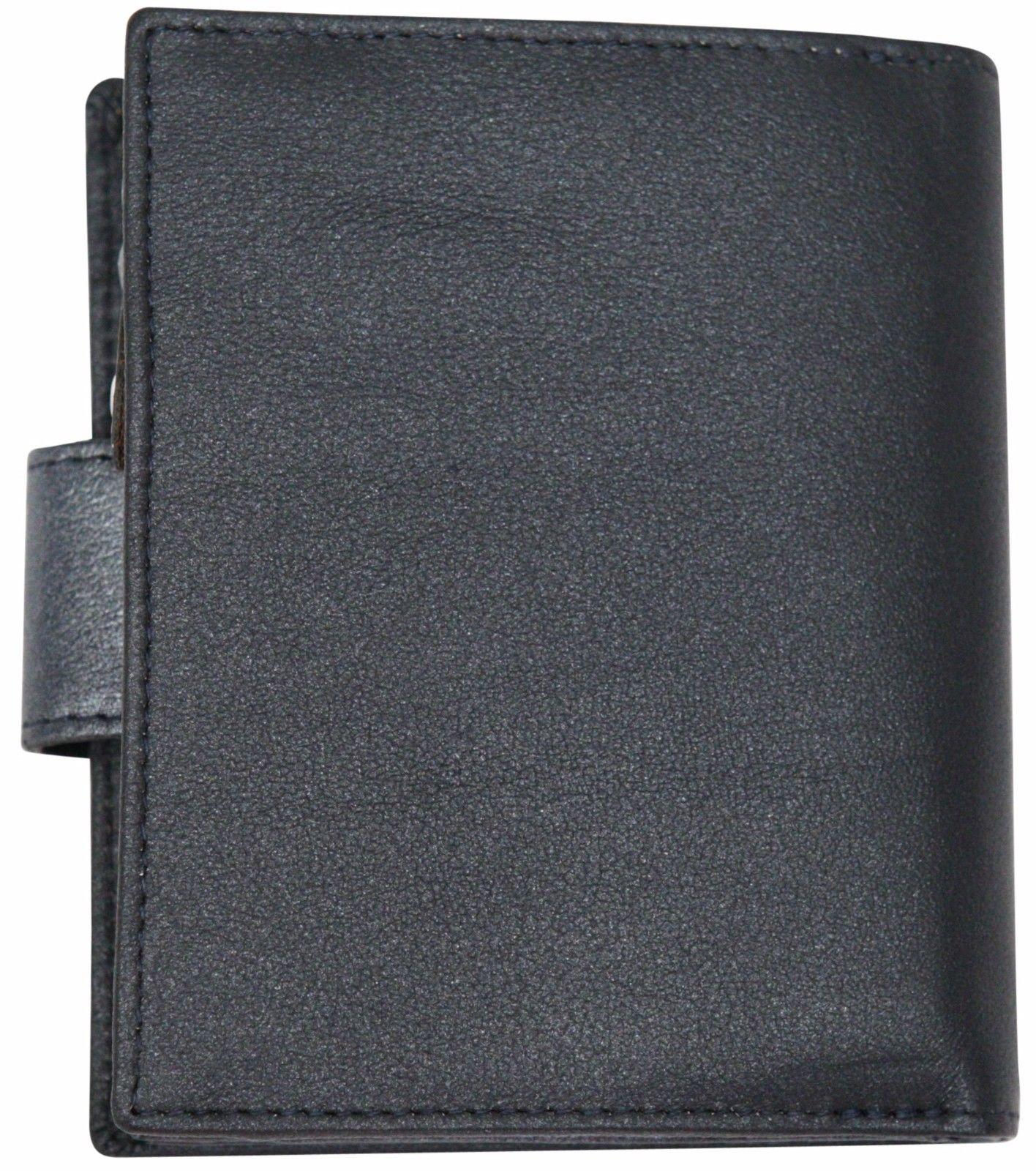 Felda-RFID-onorevoli-MEDAGLIA-amp-Card-Purse-Wallet-Genuine-Leather-Multi-SOFT-BOX-REGALO miniatura 53