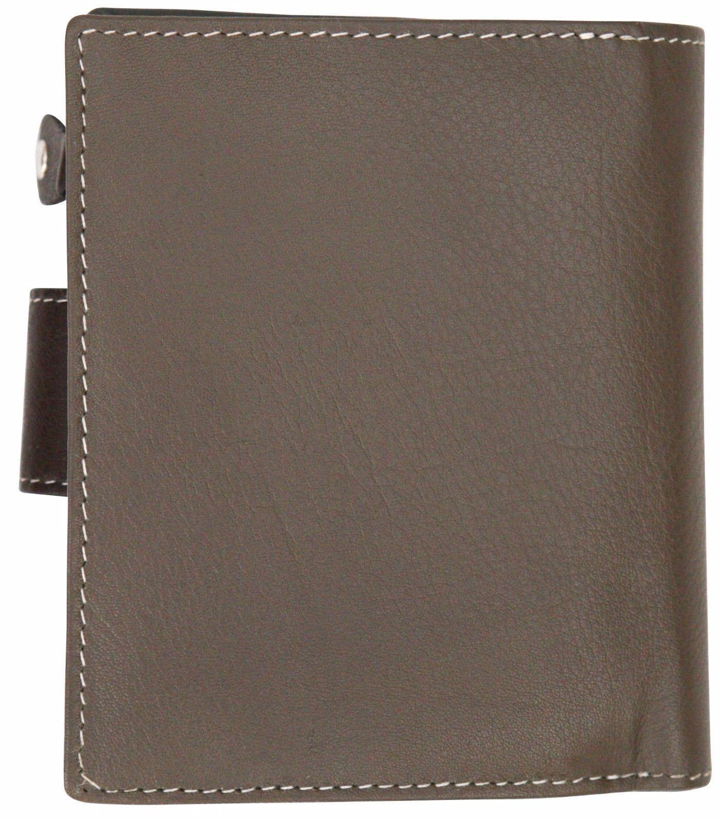 Felda-RFID-onorevoli-MEDAGLIA-amp-Card-Purse-Wallet-Genuine-Leather-Multi-SOFT-BOX-REGALO miniatura 56