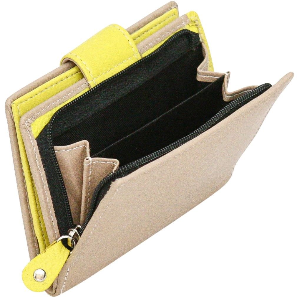 Felda-RFID-onorevoli-MEDAGLIA-amp-Card-Purse-Wallet-Genuine-Leather-Multi-SOFT-BOX-REGALO miniatura 64