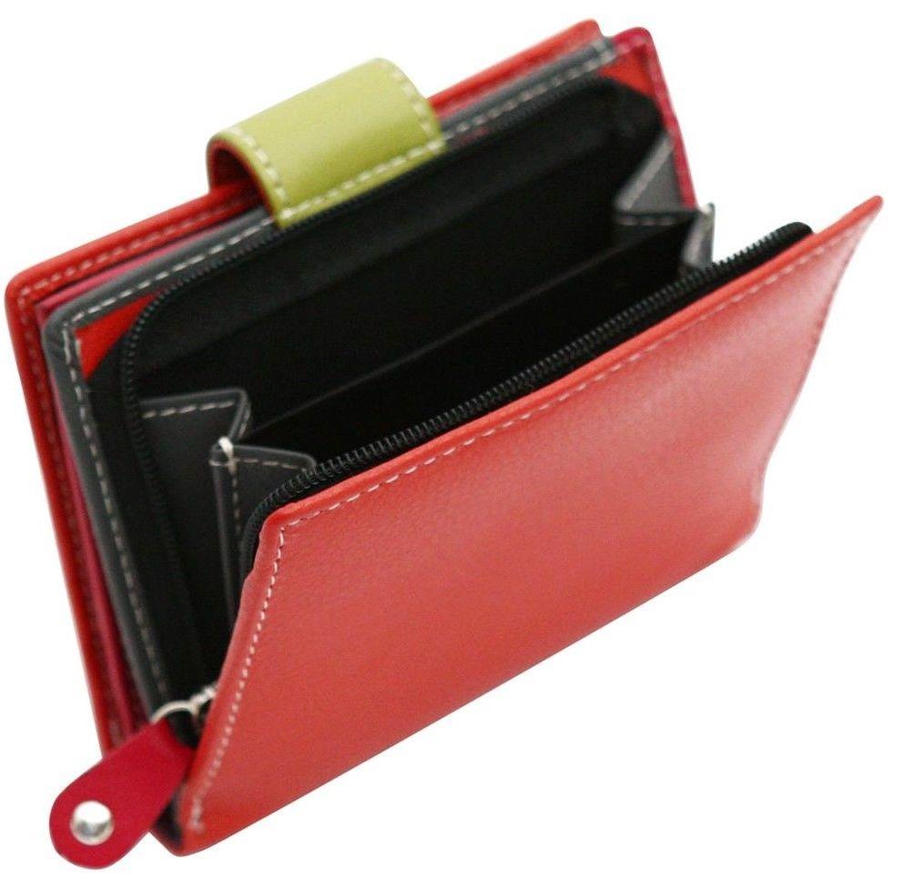Felda-RFID-onorevoli-MEDAGLIA-amp-Card-Purse-Wallet-Genuine-Leather-Multi-SOFT-BOX-REGALO miniatura 67