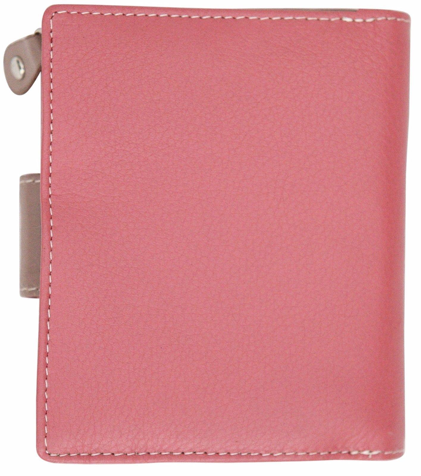 Felda-RFID-onorevoli-MEDAGLIA-amp-Card-Purse-Wallet-Genuine-Leather-Multi-SOFT-BOX-REGALO miniatura 91