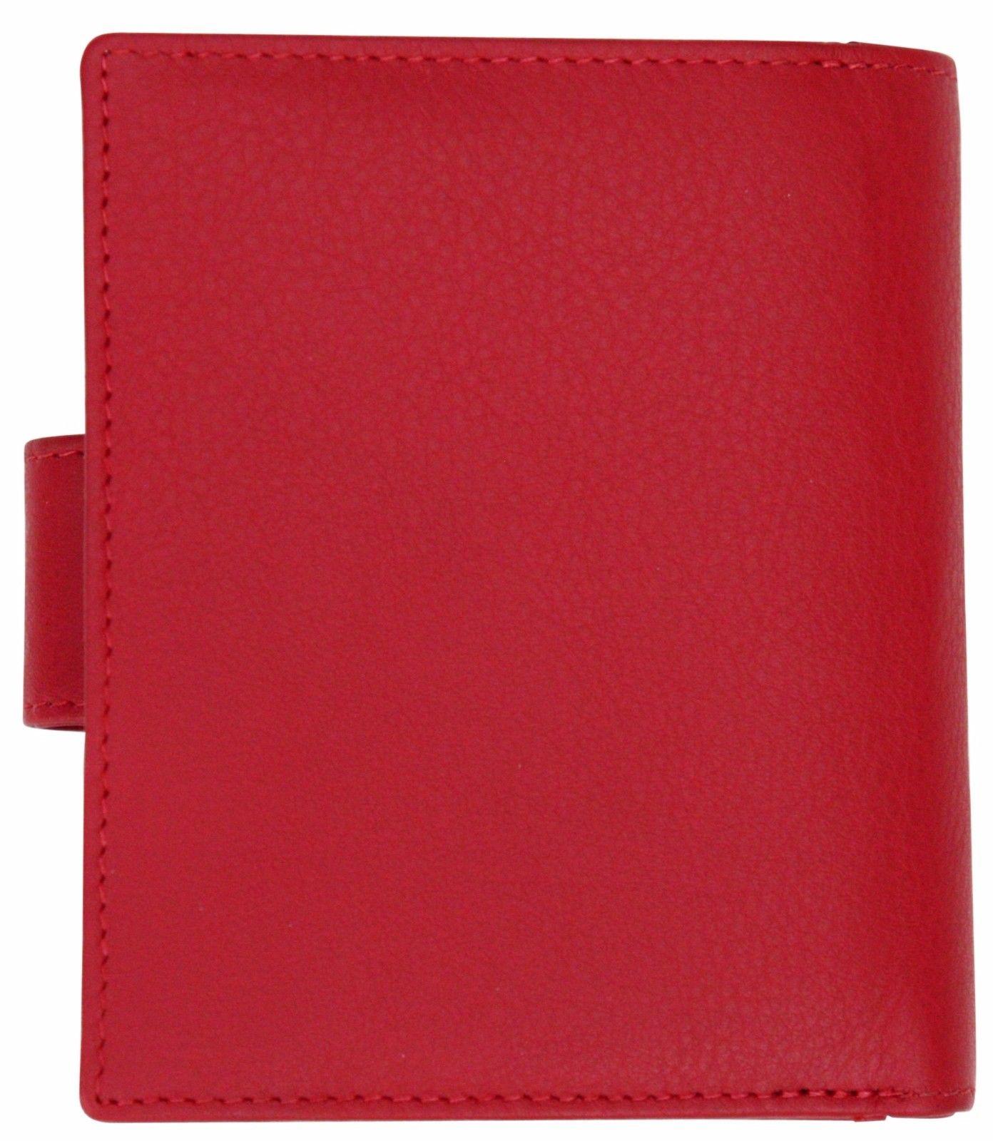 Felda-RFID-onorevoli-MEDAGLIA-amp-Card-Purse-Wallet-Genuine-Leather-Multi-SOFT-BOX-REGALO miniatura 100
