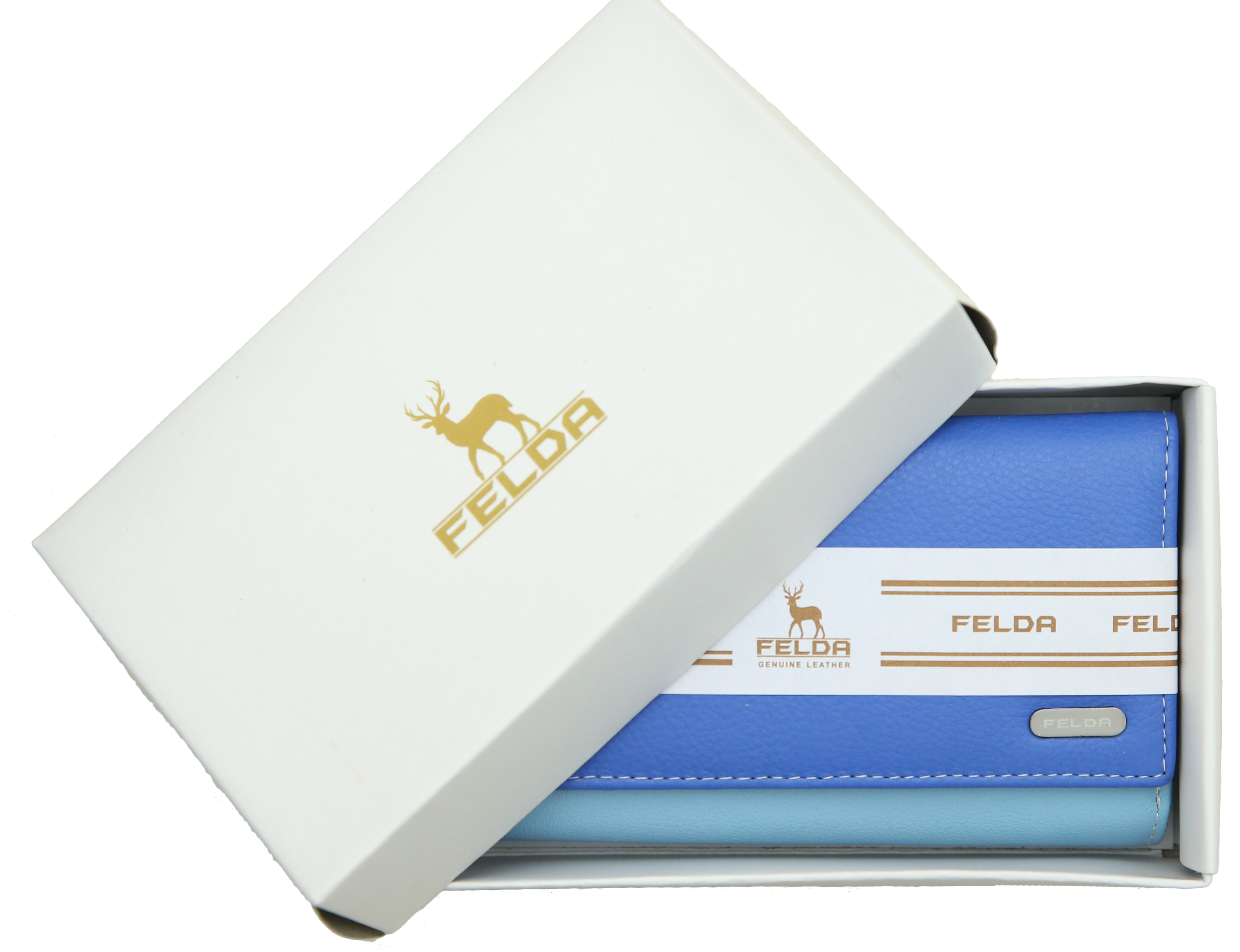 Felda-Portefeuille-pour-cartes-de-credit-cuir-souple-plusieurs-coloris miniature 13