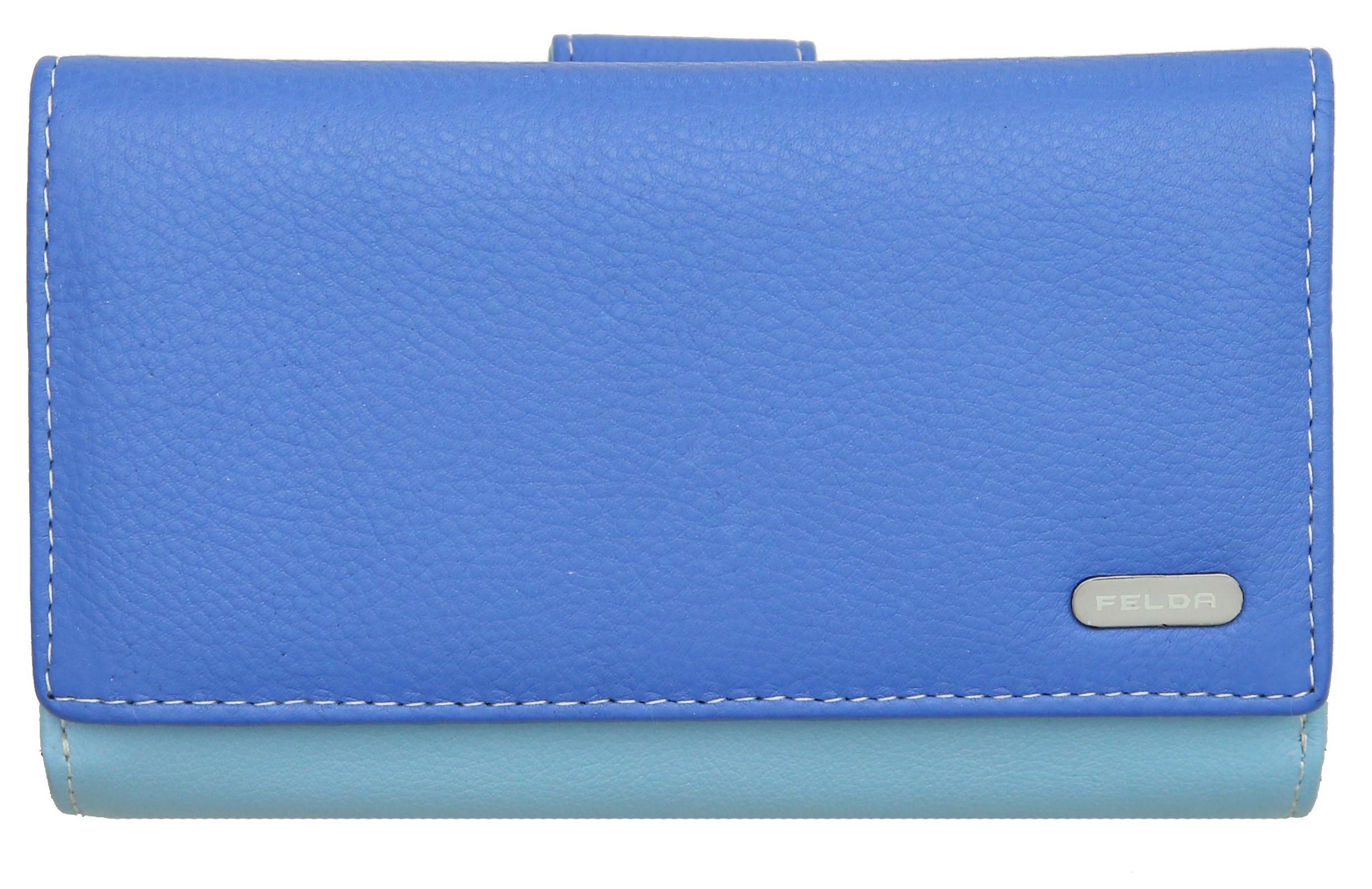 Felda-Portefeuille-pour-cartes-de-credit-cuir-souple-plusieurs-coloris miniature 12