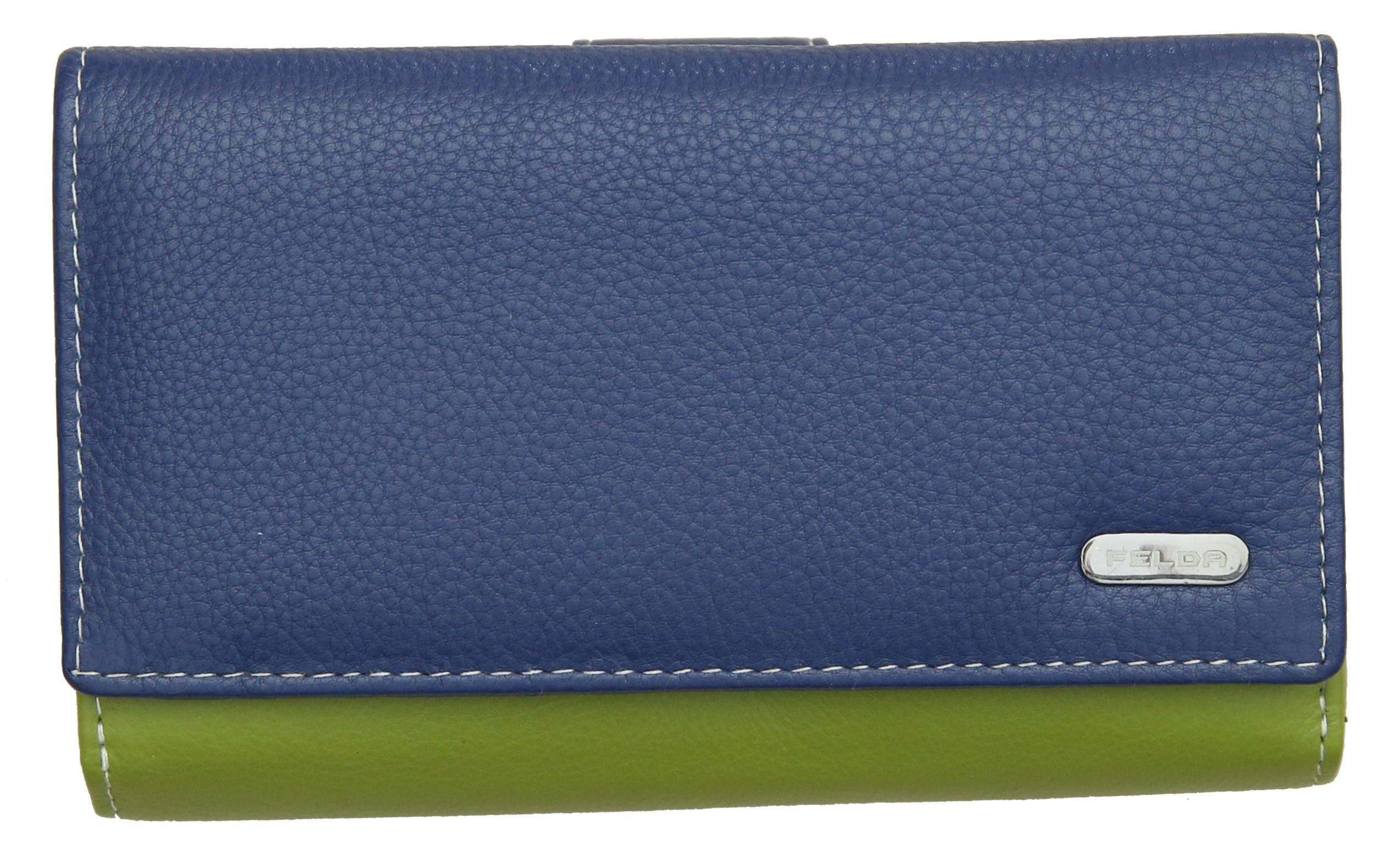 Felda-Portefeuille-pour-cartes-de-credit-cuir-souple-plusieurs-coloris miniature 7