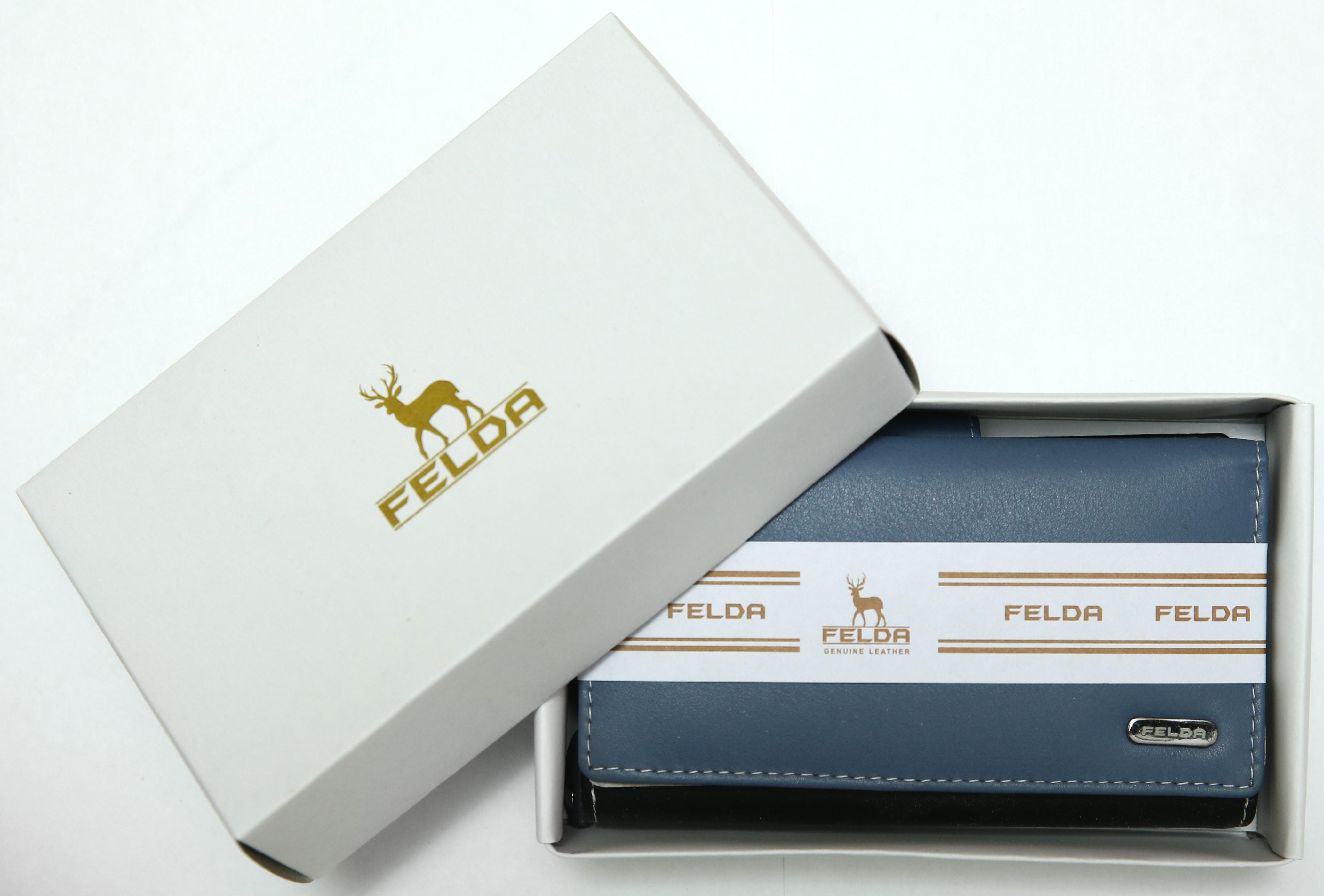 Felda-Portefeuille-pour-cartes-de-credit-cuir-souple-plusieurs-coloris miniature 28