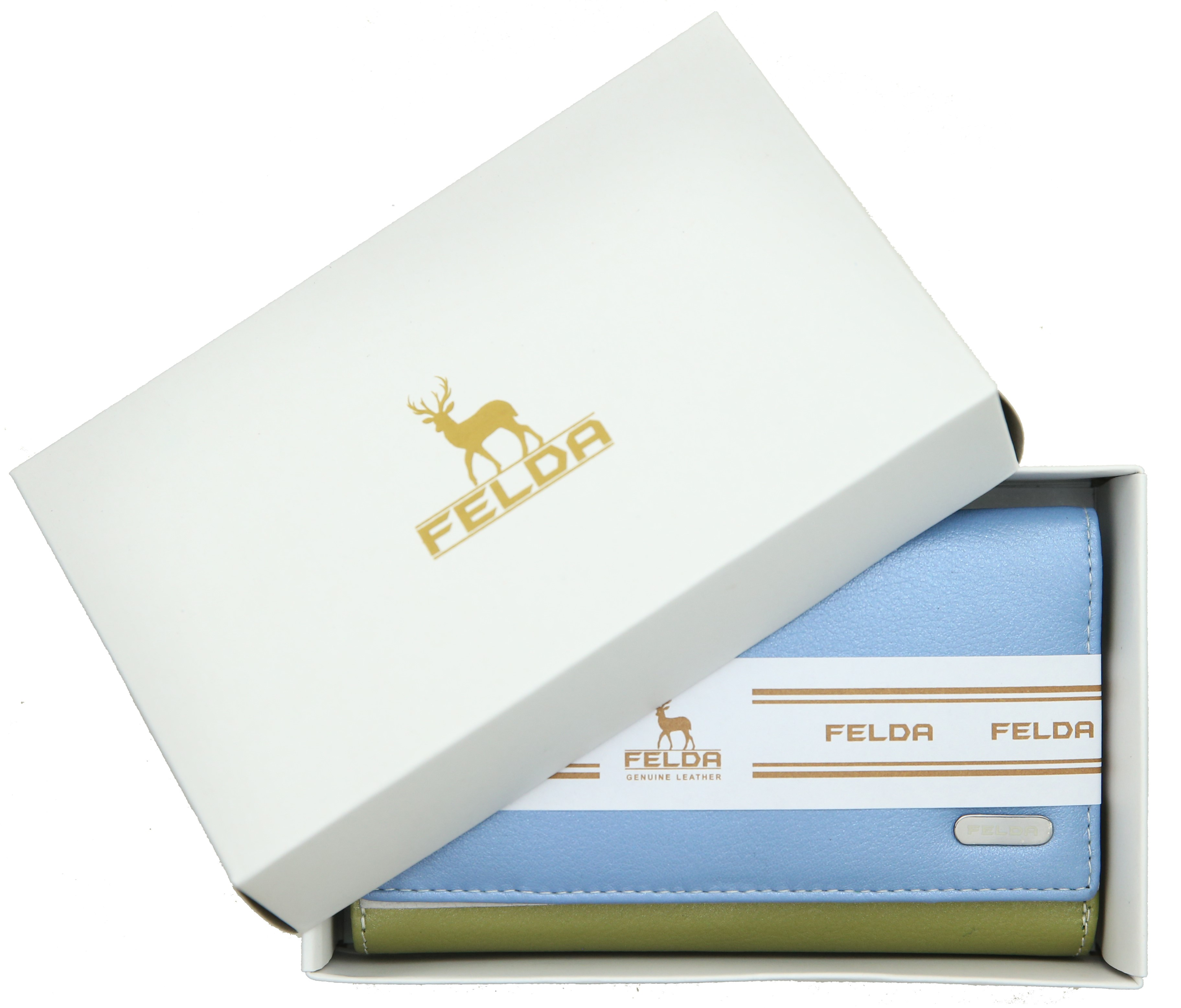 Felda-Portefeuille-pour-cartes-de-credit-cuir-souple-plusieurs-coloris miniature 23