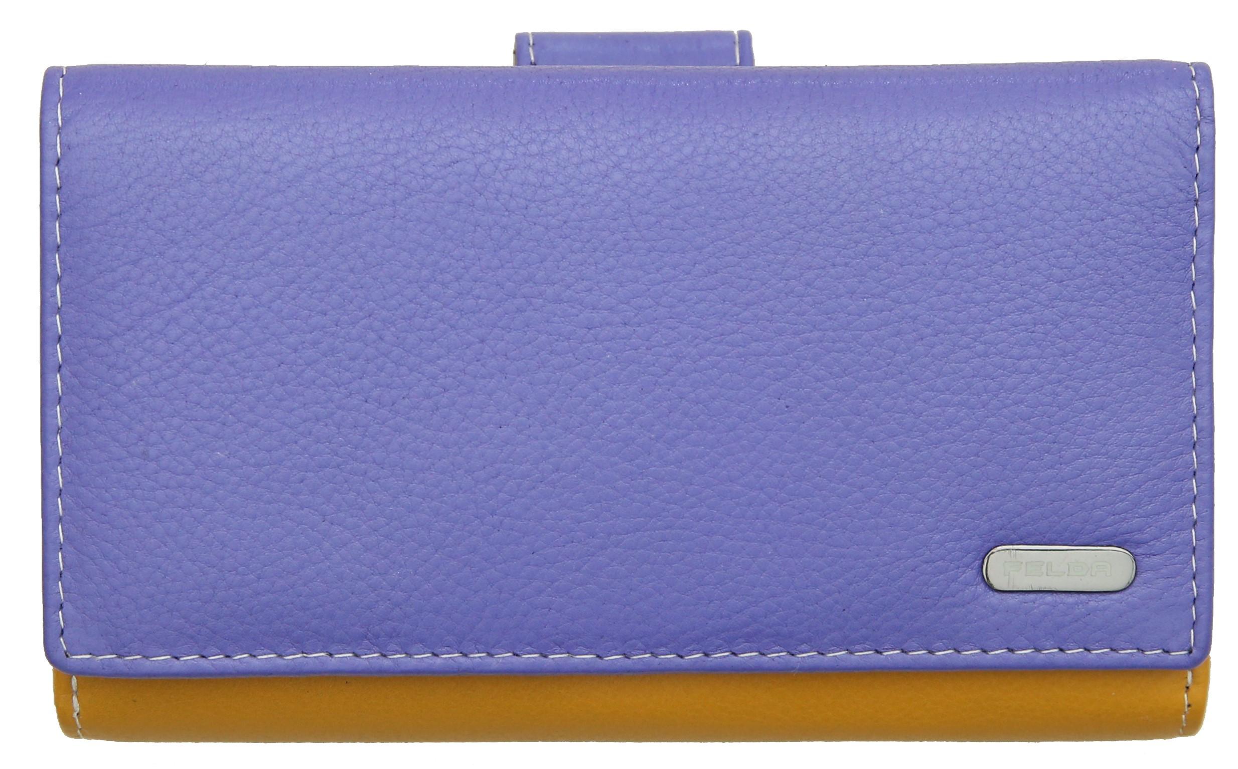 Felda-Portefeuille-pour-cartes-de-credit-cuir-souple-plusieurs-coloris miniature 32