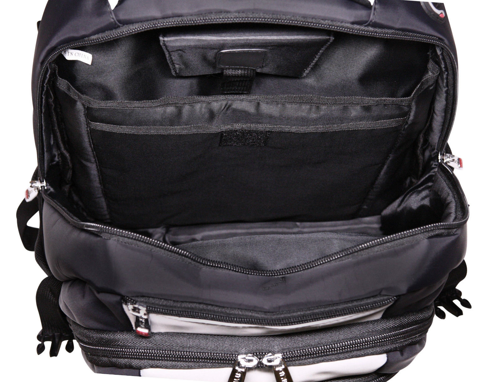 bc93eac6f146 City Bag Laptop Backpack Mens 15.6 Inch Business Bag Commuter Water ...