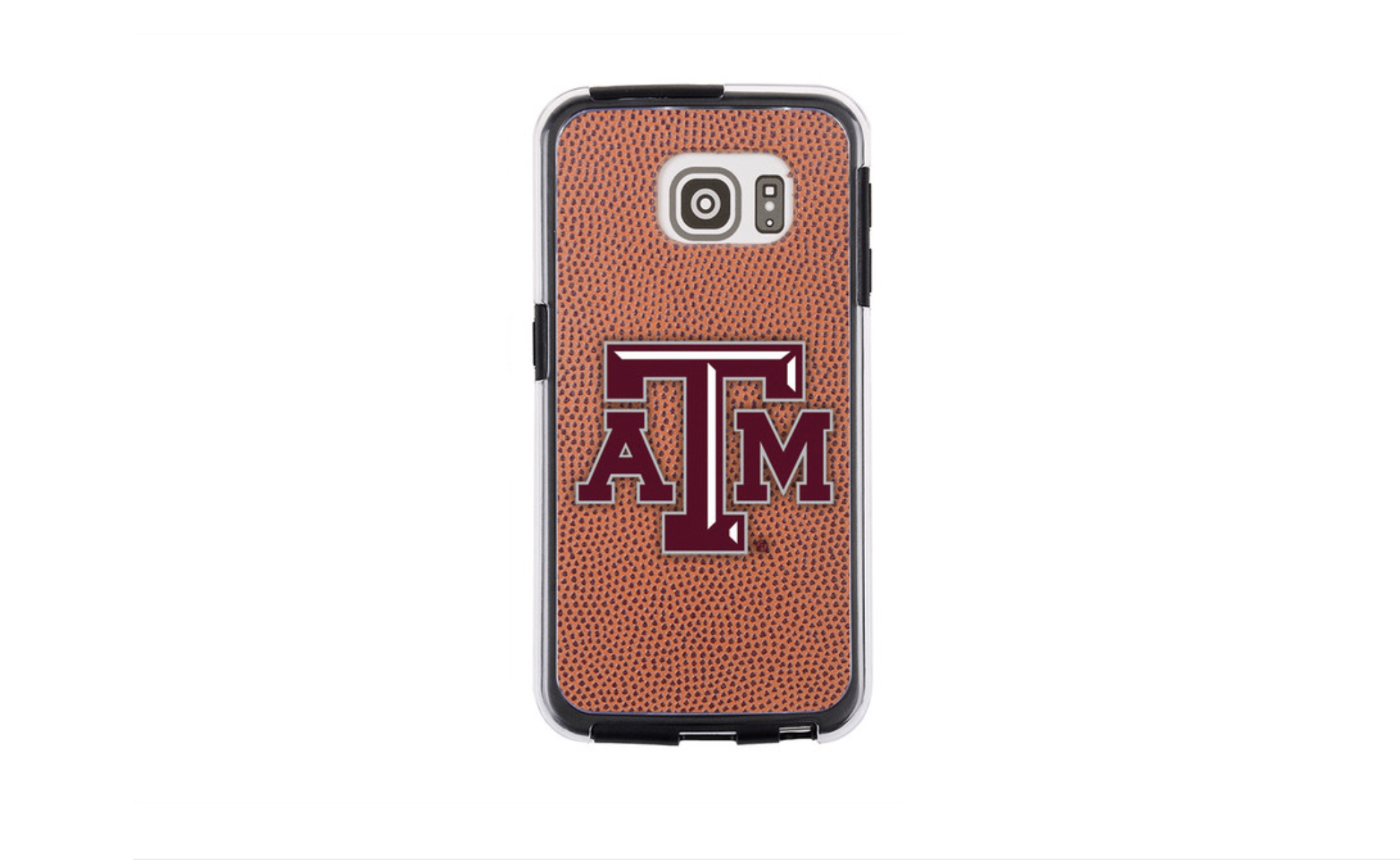 NCAA Football Pebble Grain Feel Samsung Galaxy Alternate S7 Edge Case