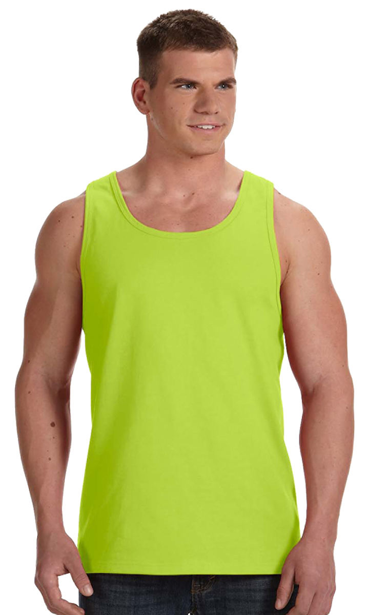 Fruit Of The Loom Tank Top Active 5 Oz 100 Heavy Cotton
