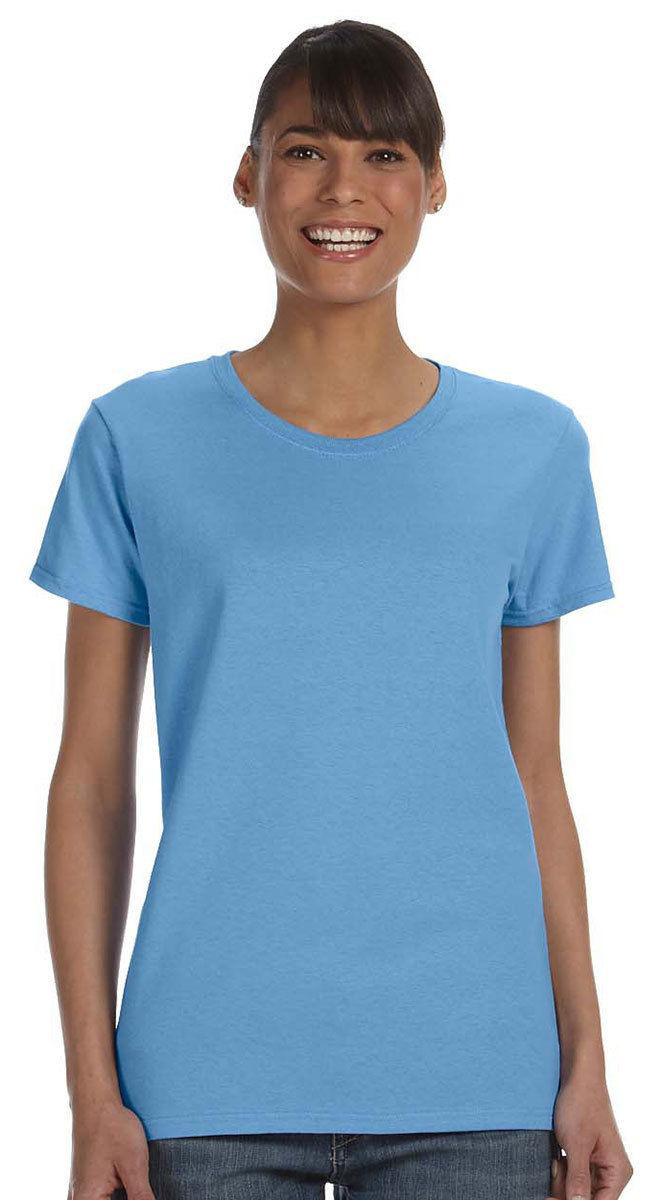 Gildan women t shirts blank bulk lot any color buyer for Where to buy blank t shirts in bulk
