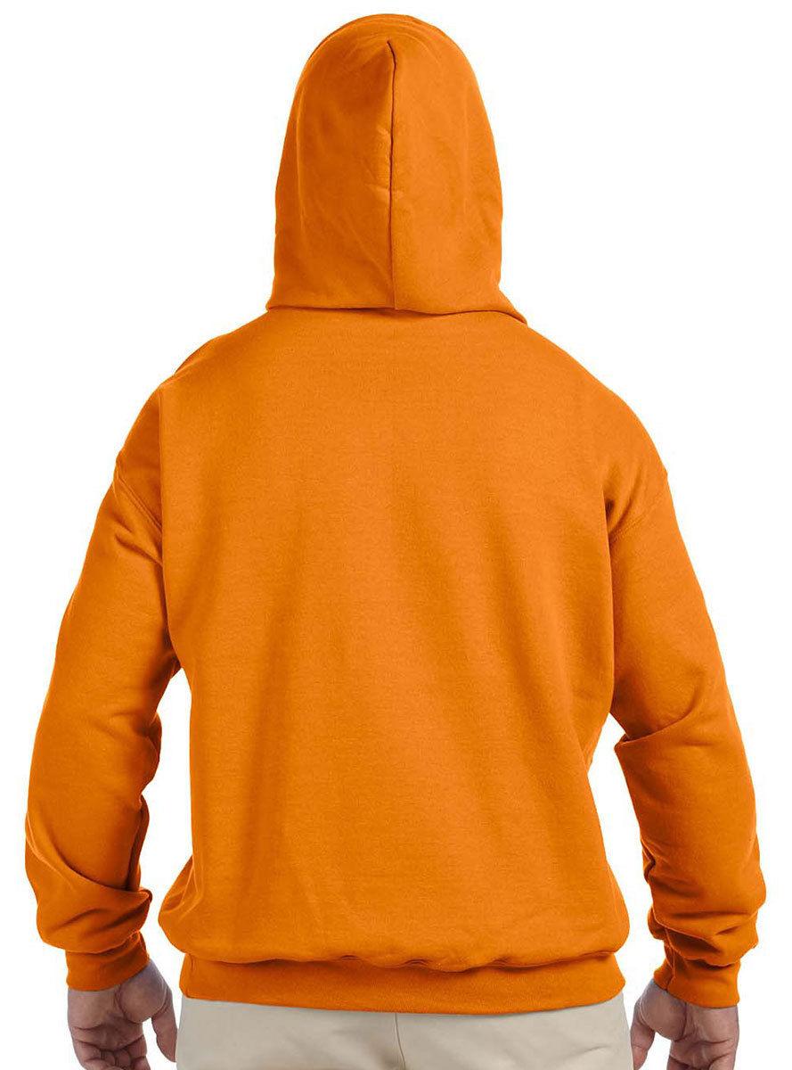 Gildan-Men-039-s-Ultra-Dry-Blend-Ribbed-Cuff-50-50-Performance-Pullover-Hoodie-G125 thumbnail 7