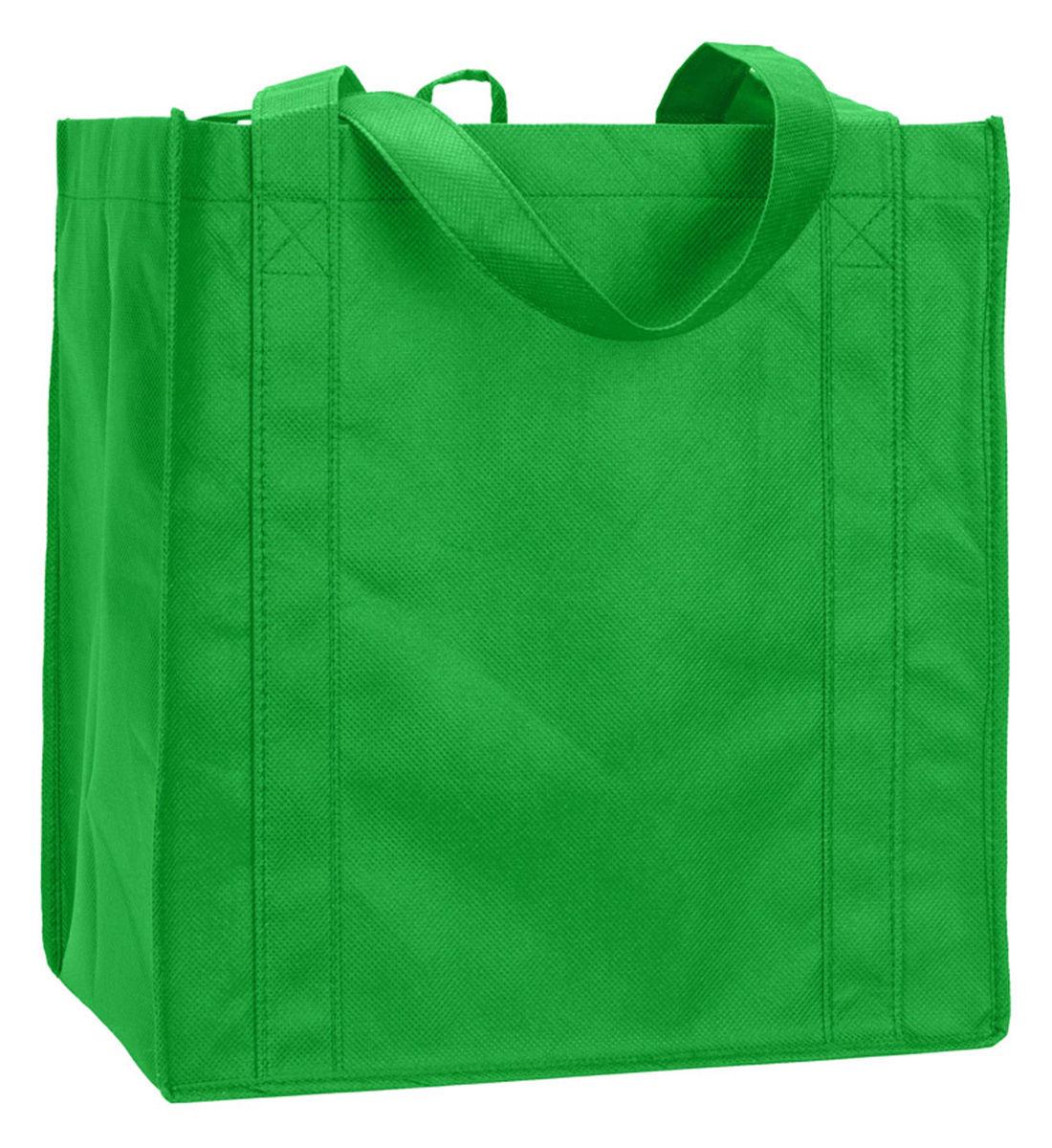 8cd770b7c UltraClub Board Base 24 Handles Approx Imprint Area Reusable Shopping Bag.  R3000