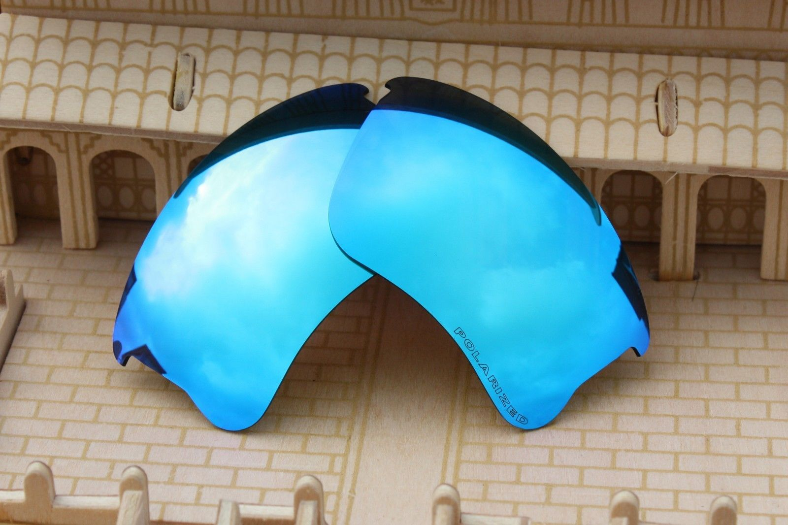 Acompatible Lenses Replacement Polarized For Oakley Flak