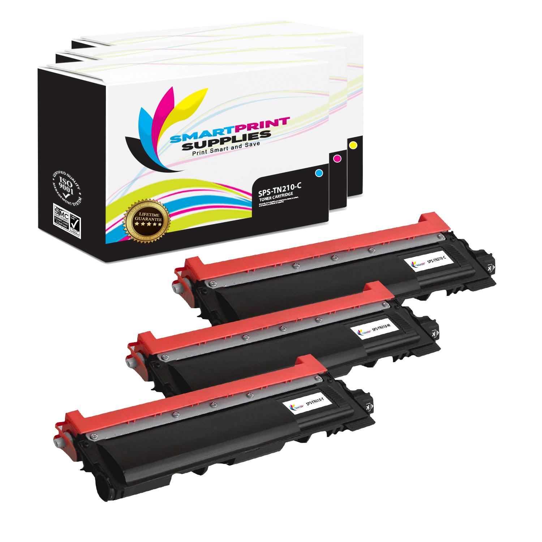 1 pack TN210 Cyan Toner fits Brother HL-3040CN HL-3070CW MFC-9010CN Printer