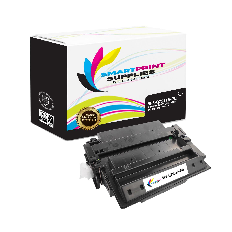 10PK Q7551A 51A Toner Cartridges for HP LaserJet M3027 M3035 P3005DN P3005 BLACK