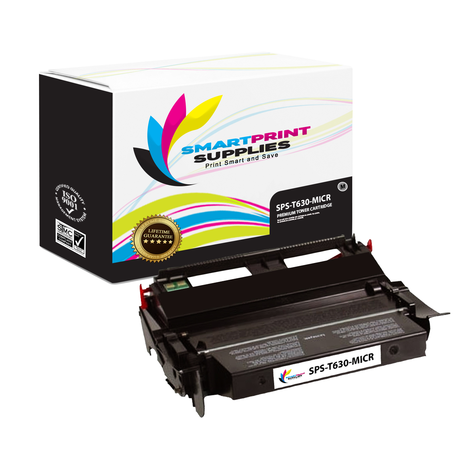 MICR Lexmark 12A7362 12A7462 T630 T632 T634 High Yield Toner Cartridge 21K Pages