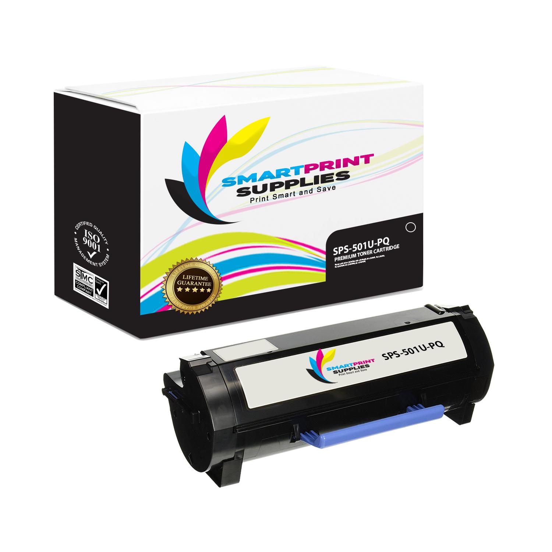 Lexmark 50F1U00 501U MS510 MS610 Ultra High Yield Toner 20K Pages OEM Quality