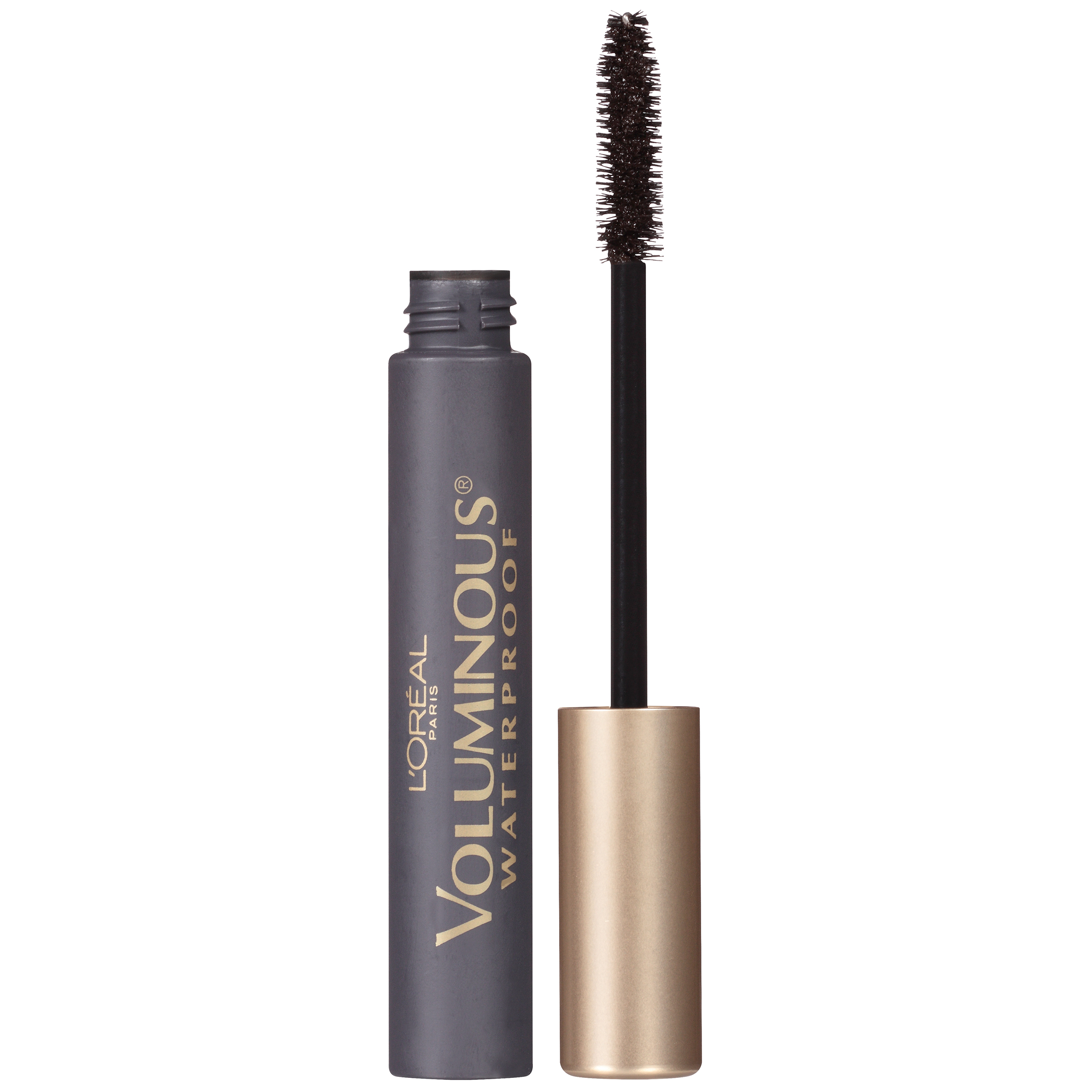 l 39 oreal paris voluminous waterproof mascara black brown. Black Bedroom Furniture Sets. Home Design Ideas