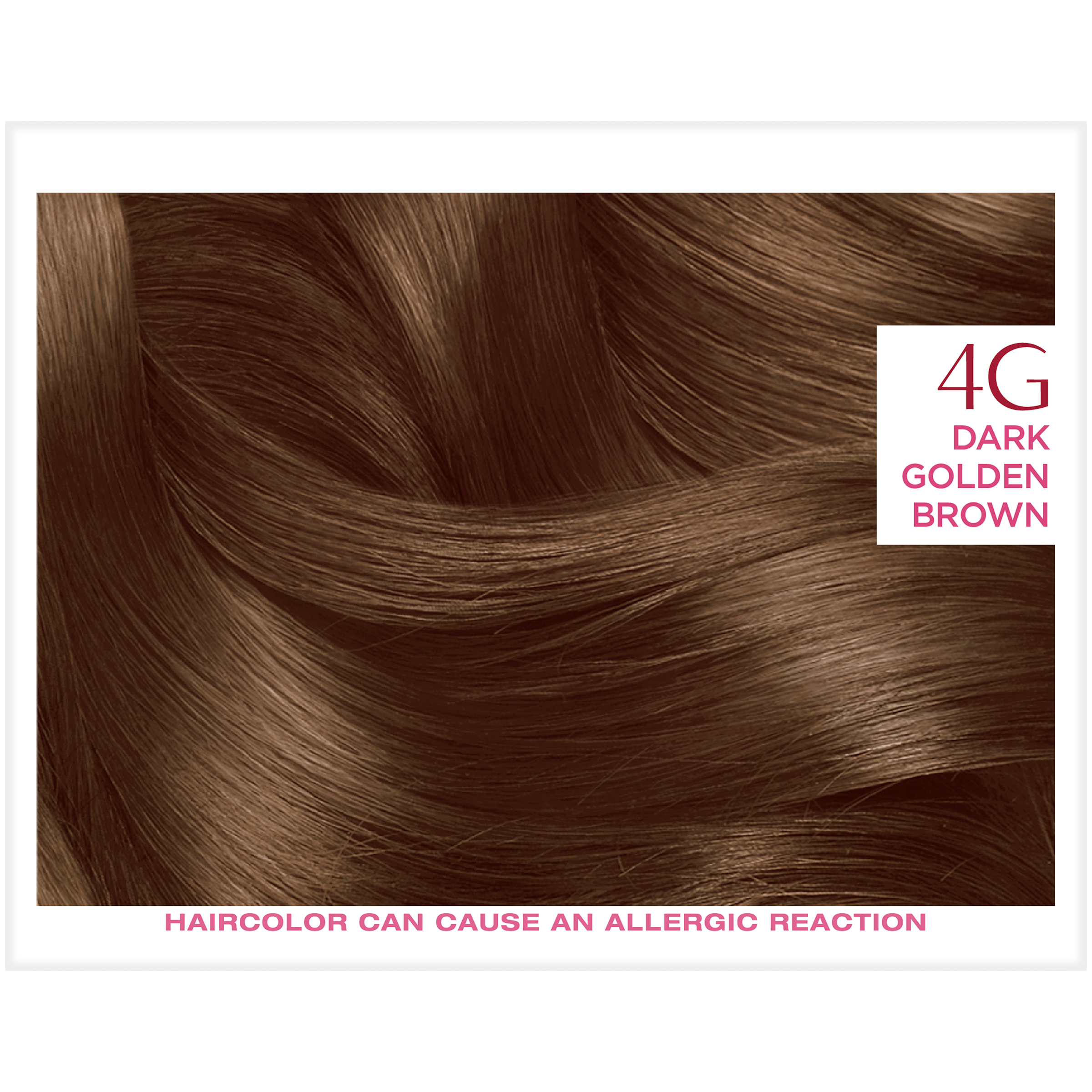 Loreal Excellence Creme 4g Dark Golden Brown Warmer Hair Color Dye