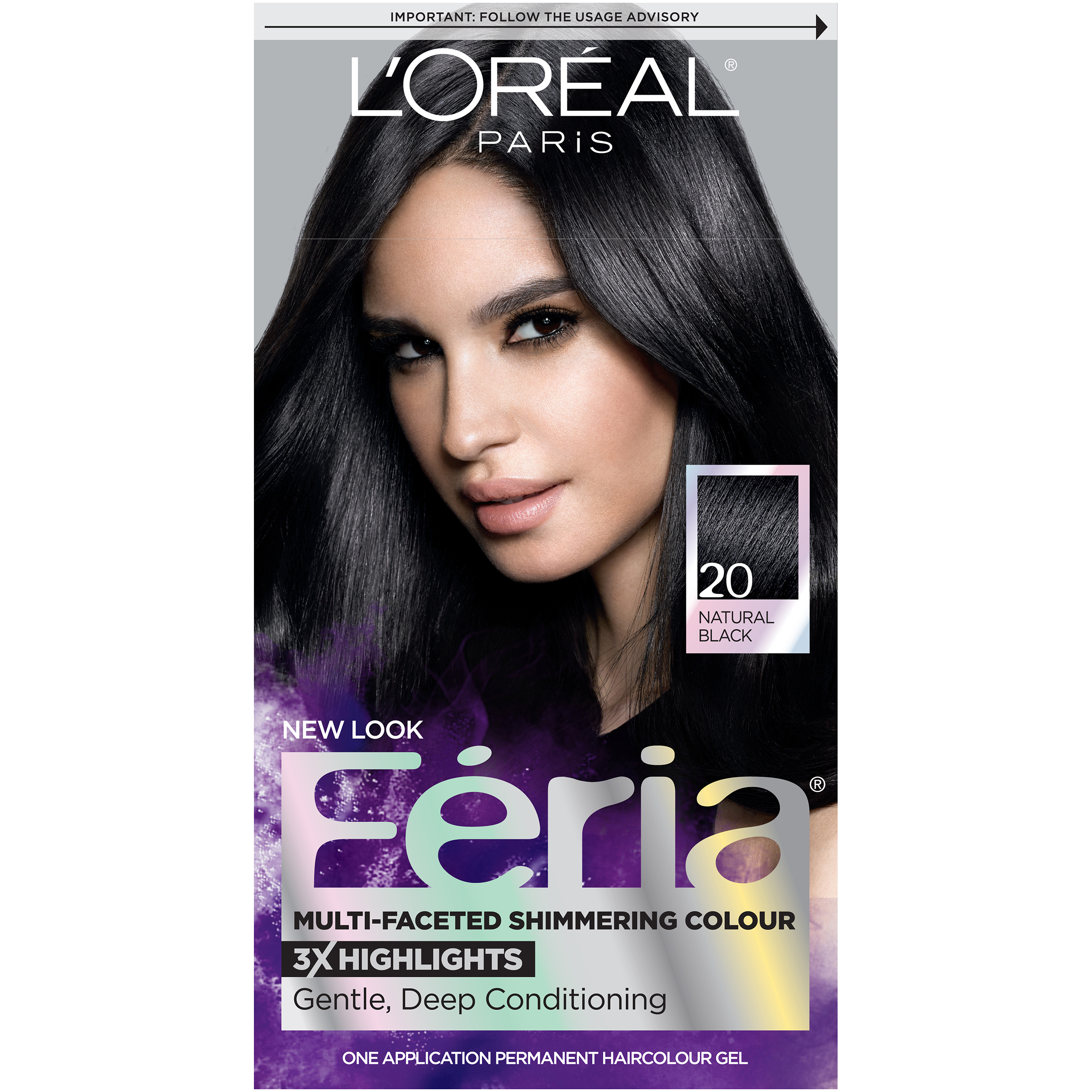 L Or 233 Al Paris Feria Permanent Hair Color Ebay