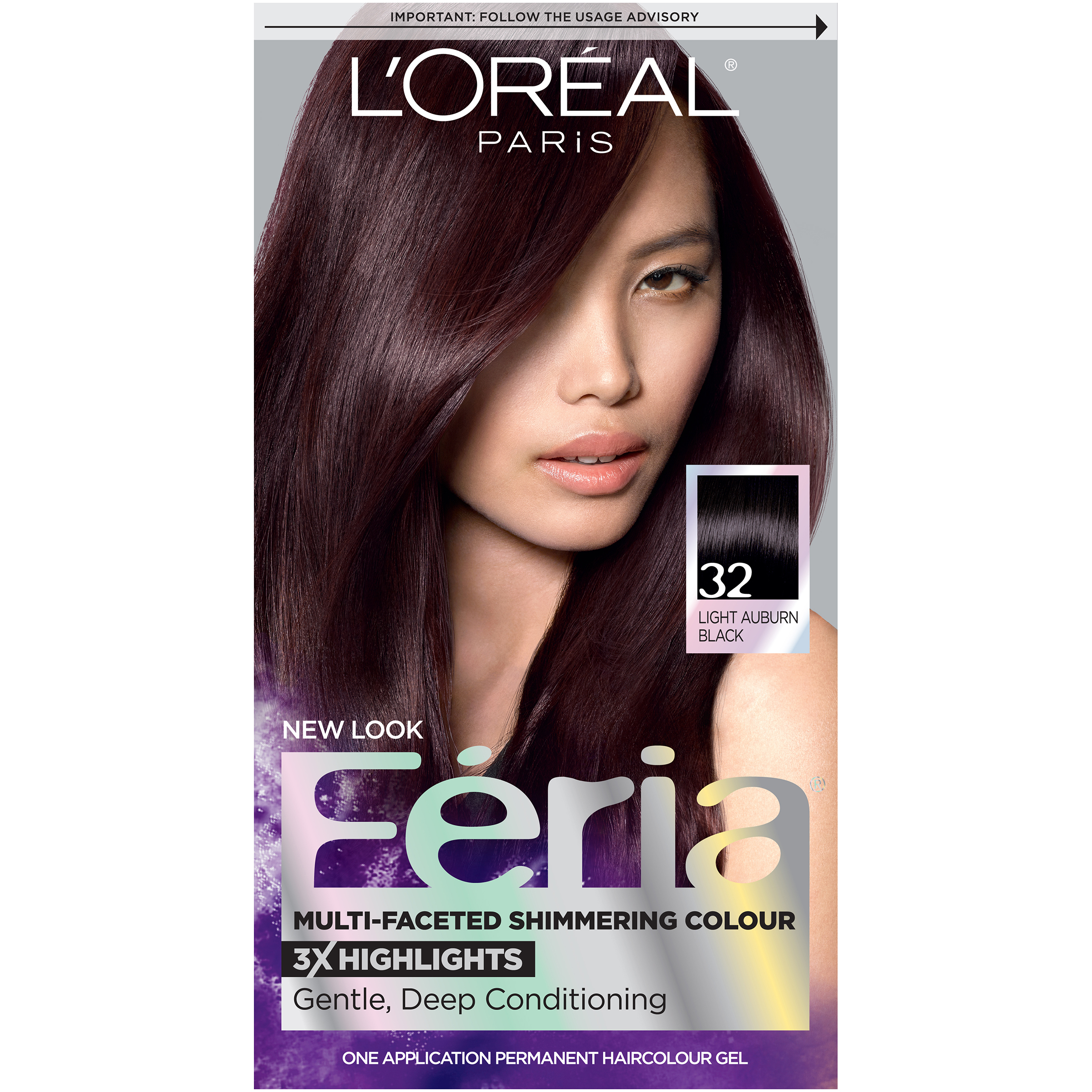 Loreal Paris Feria Shimmering Permanent Hair Color Ebay