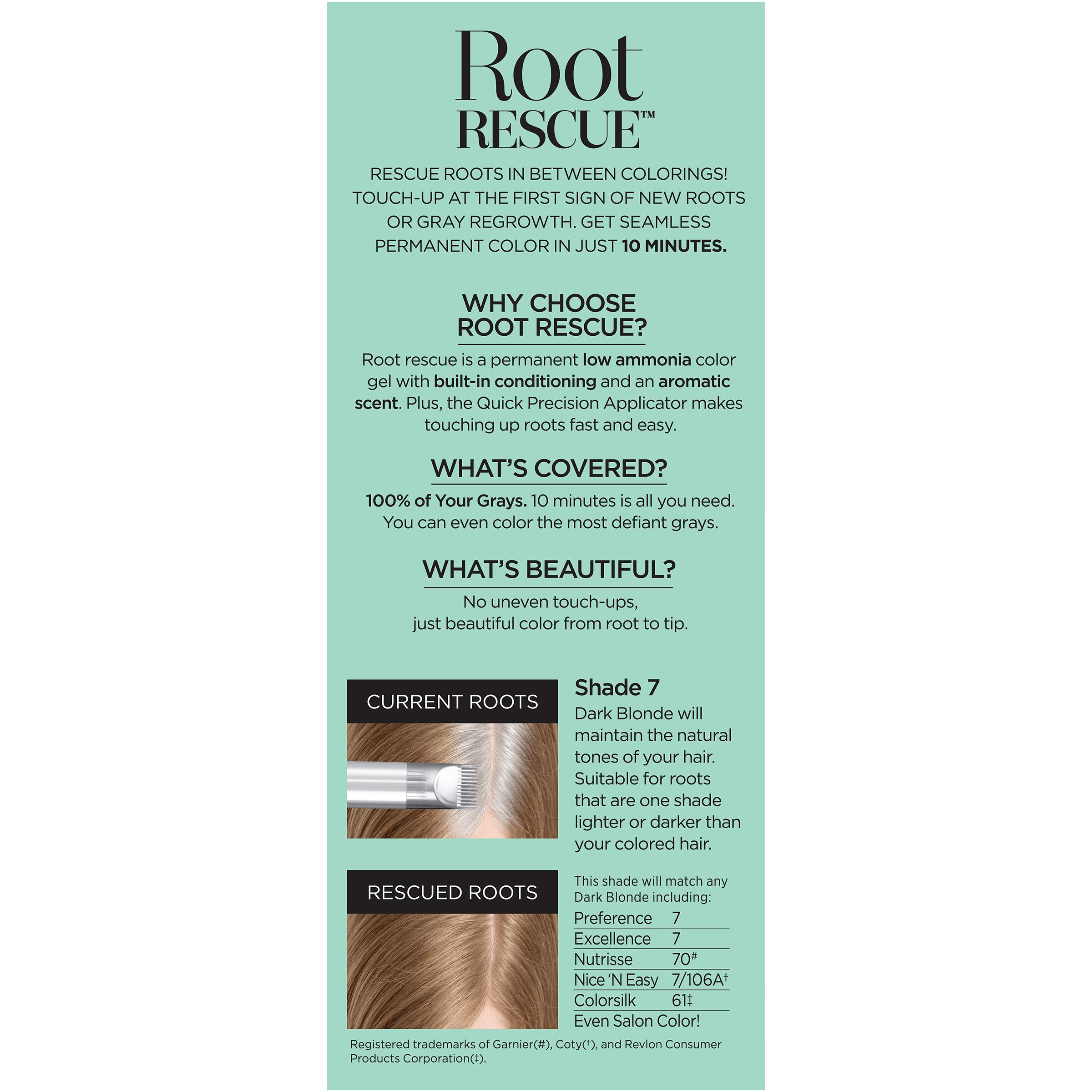 L\'Oréal Paris Root Rescue Hair Color | eBay