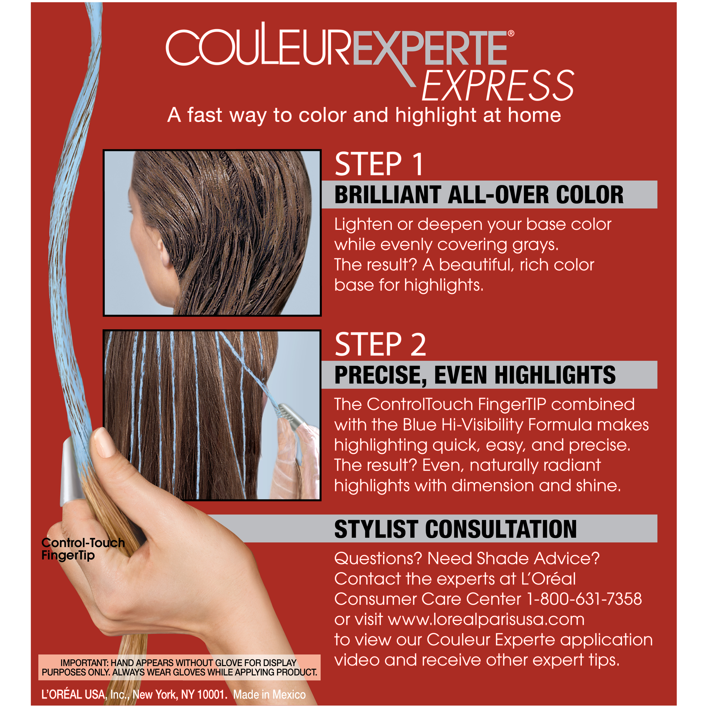 Loreal Paris Couleur Experte Hair Color And Hair Highlights Ebay