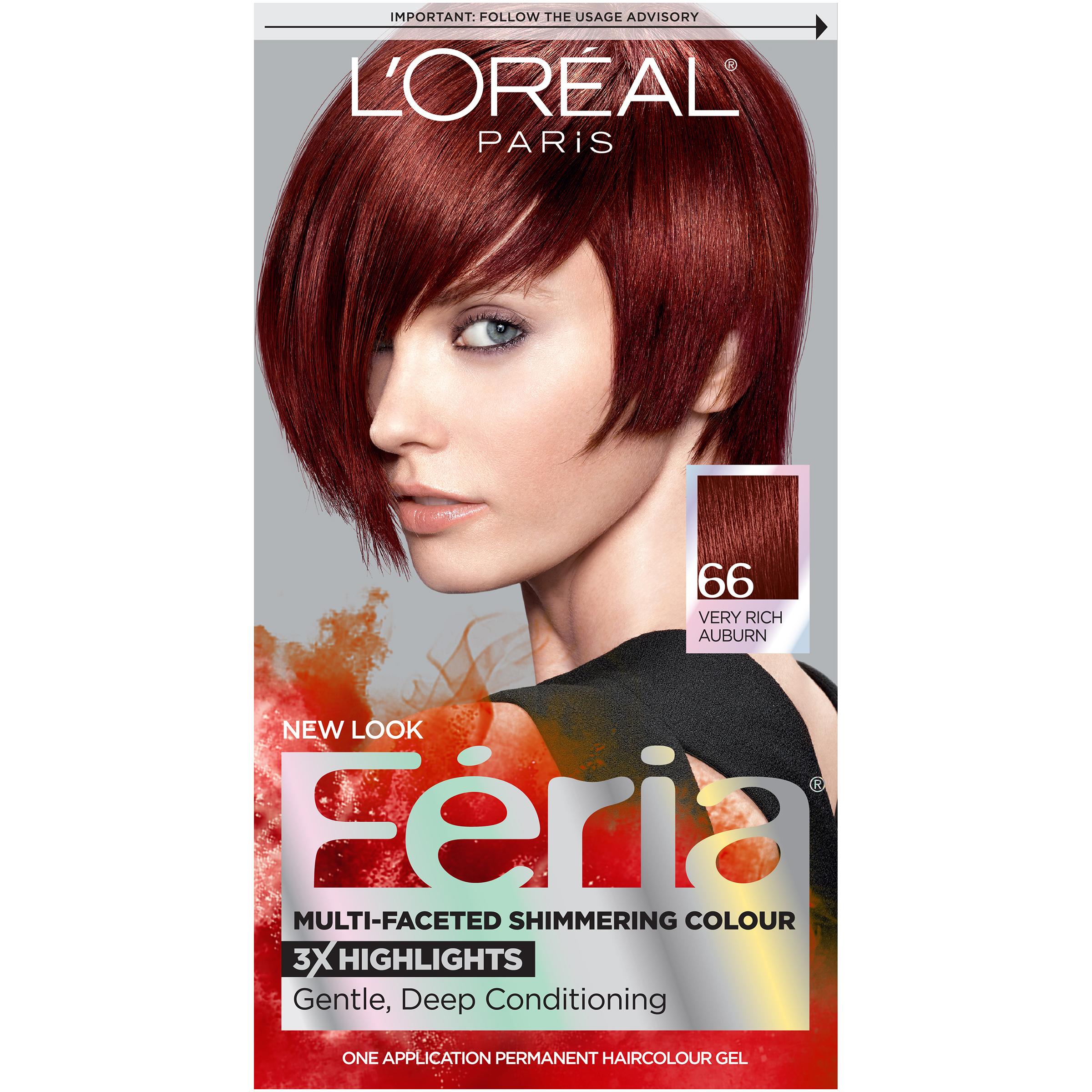 Loreal feria hair colors best hair color inspiration 2018 l oral paris feria permanent hair color 74 copper nvjuhfo Gallery