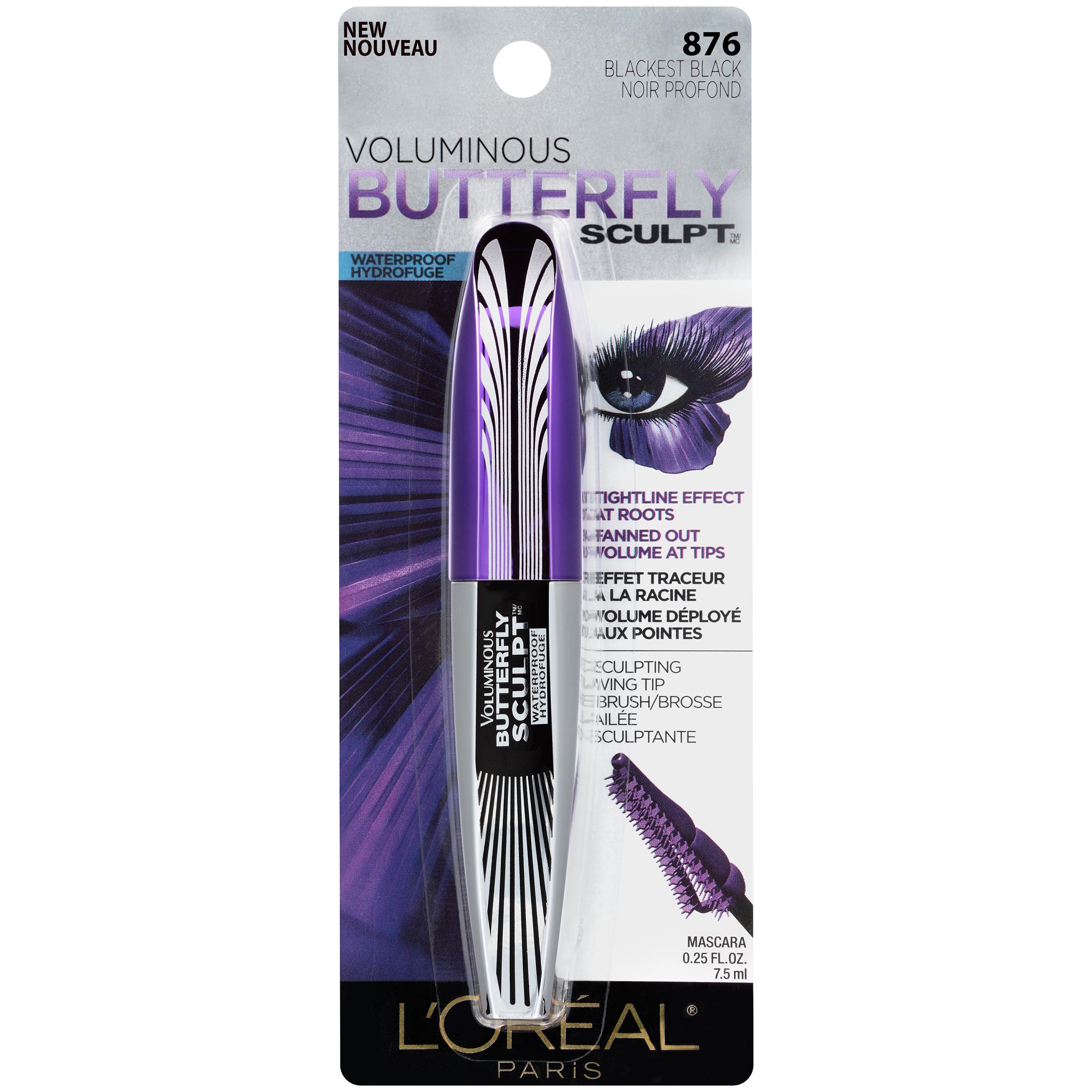 Loreal x fiber mascara waterproof