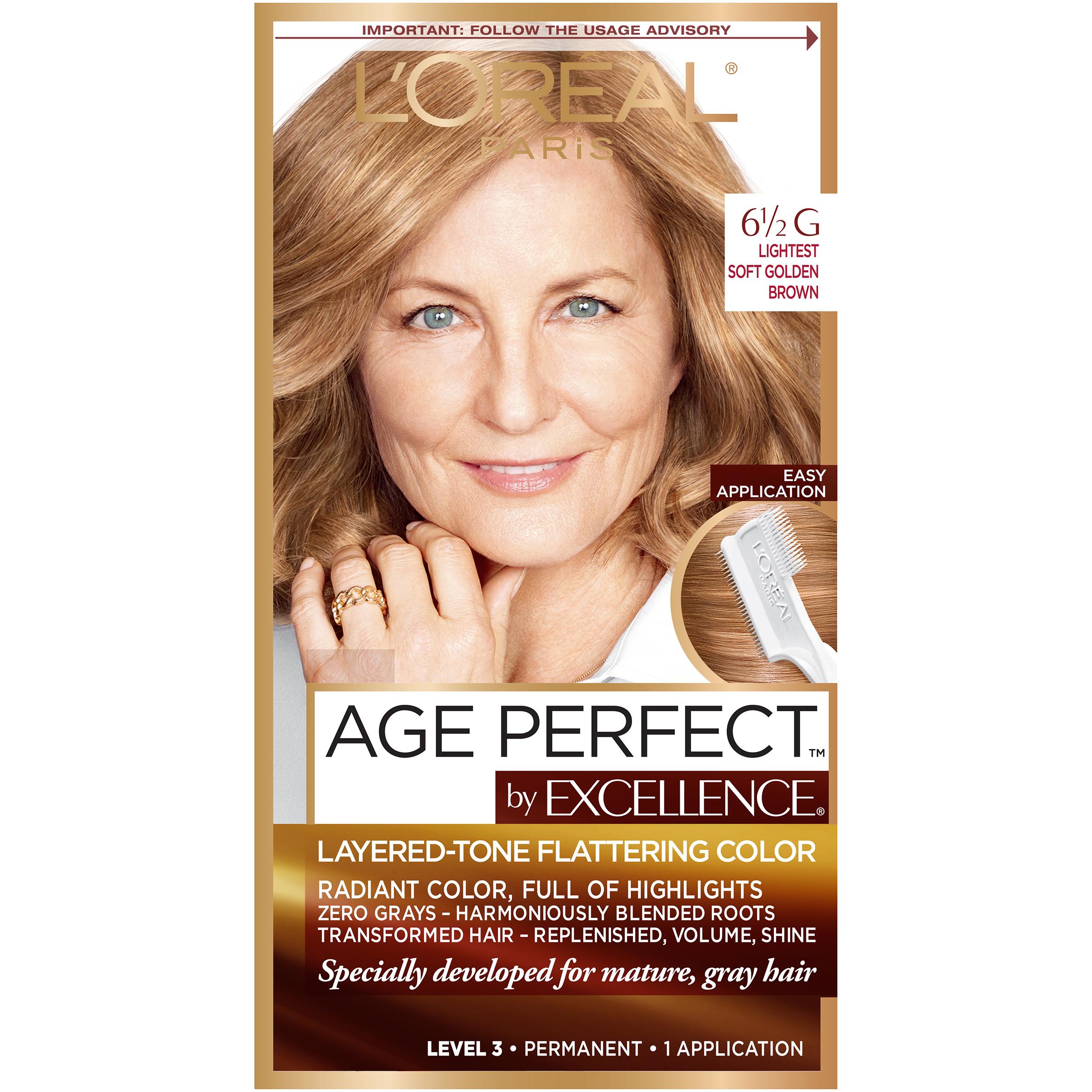 Loreal Paris Age Perfect Permanent Hair Color Ebay