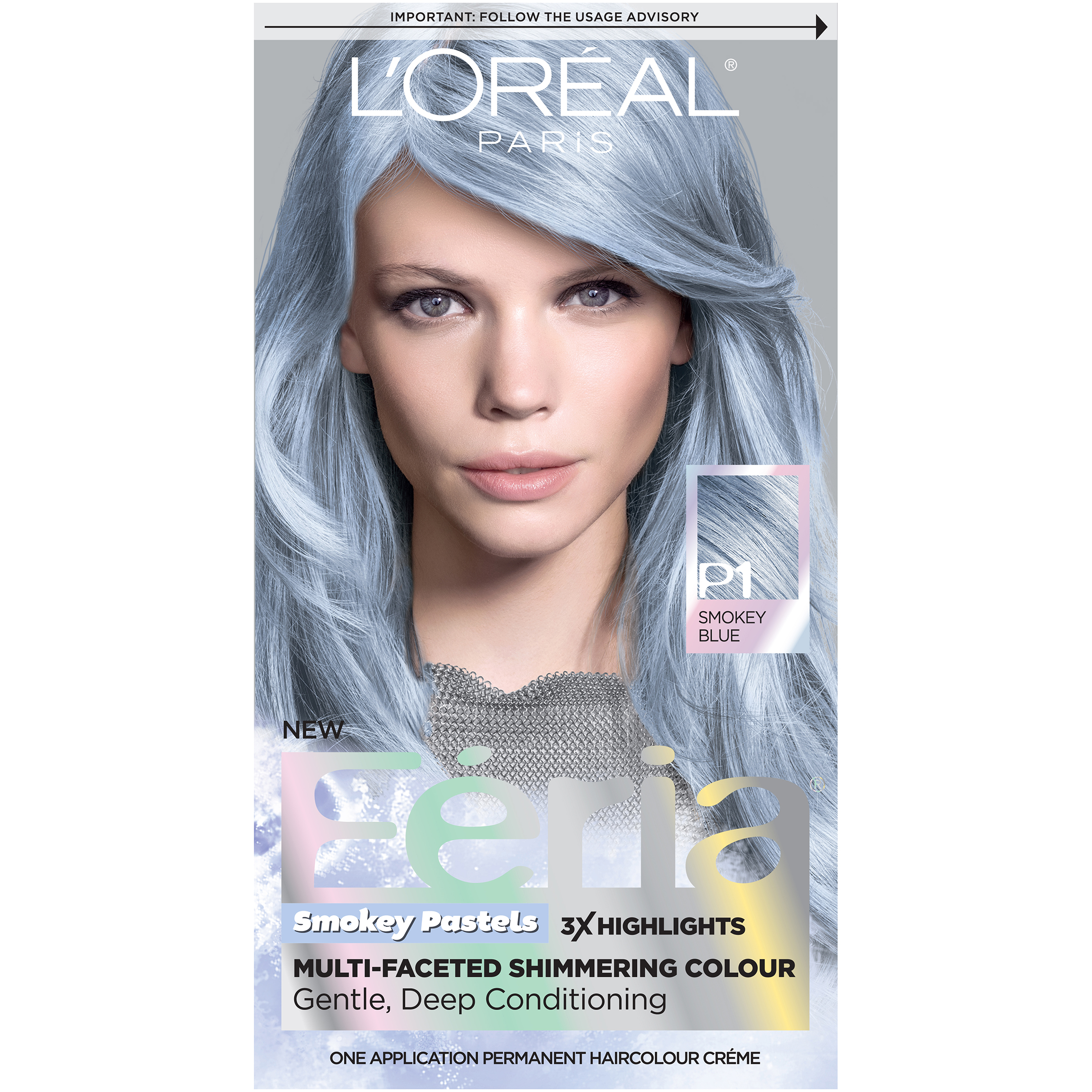 Loral Paris Feria Pastels Hair Color Ebay