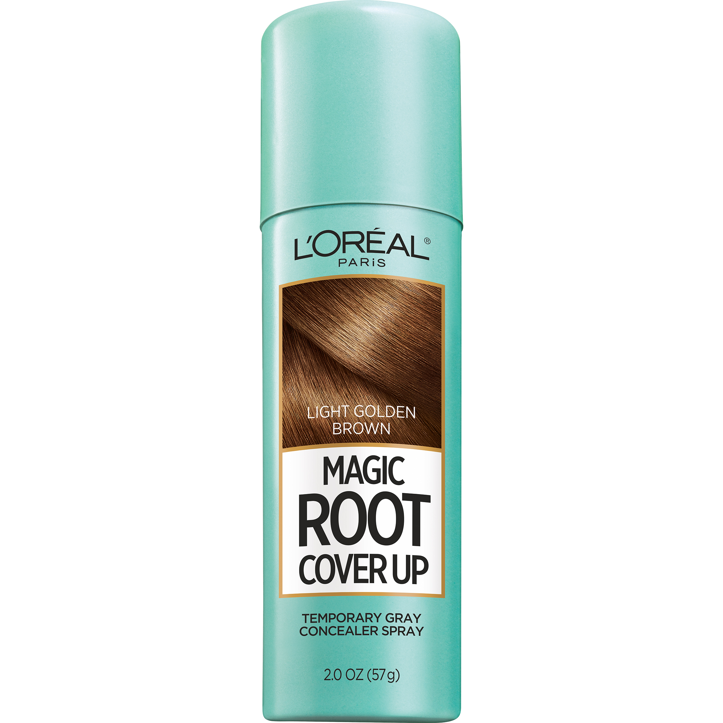 LOreal Paris Magic Root Cover Up Gray Concealer Hair Spray Light Golden Brown