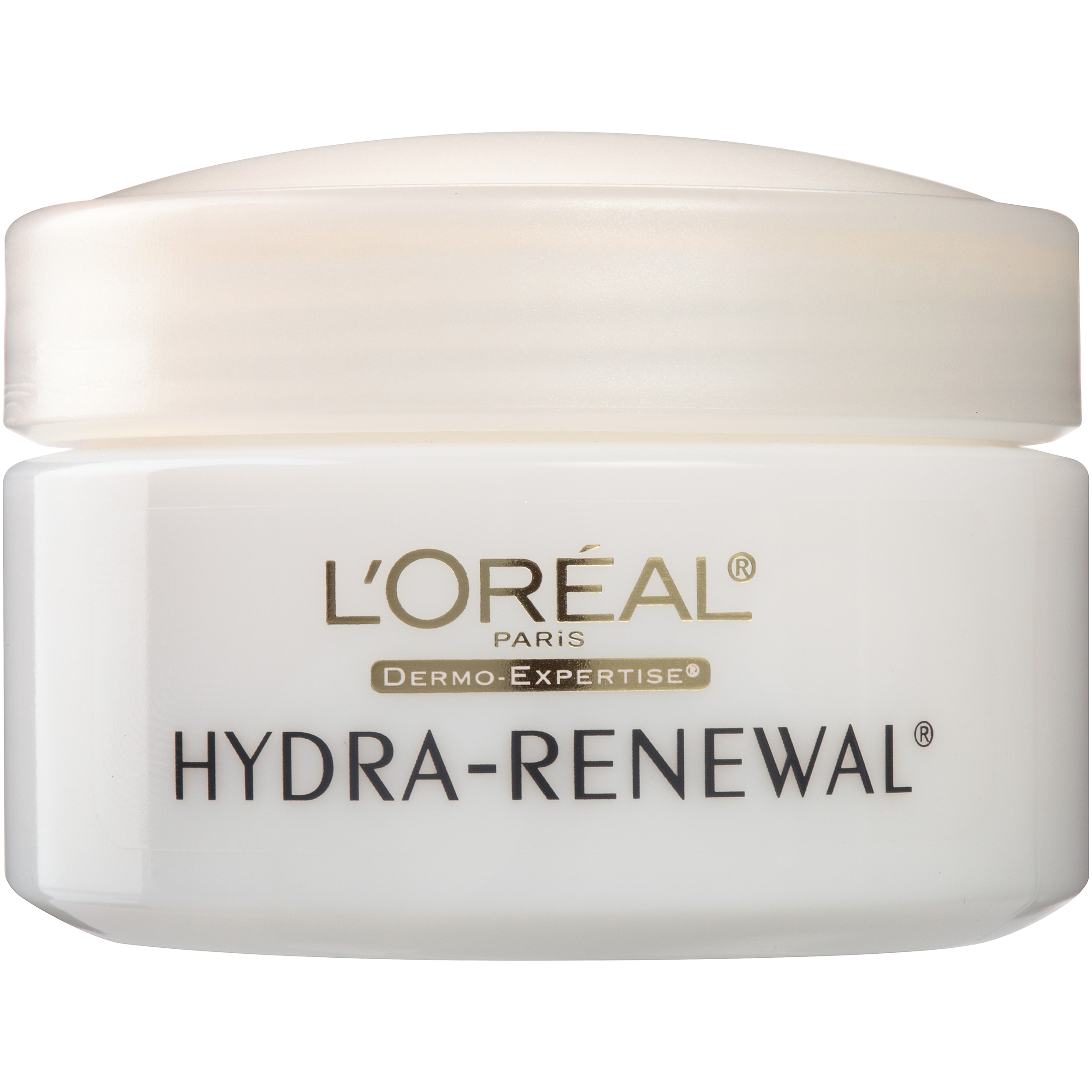 LOreal Dermo-Expertise Hydra-Renewal Continuous Moisture Cream Dry/Sensitive Skin 1.70 oz (Pack of 2) (6 Pack) mehron E.Y.E Cream - Chestnut Brown