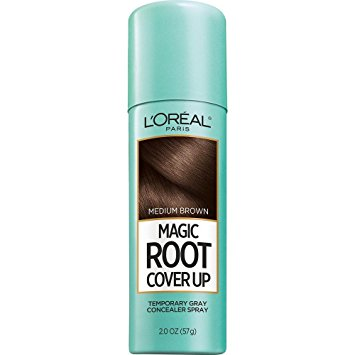 LOreal Paris Magic Root Cover Up Gray Concealer Hair Spray