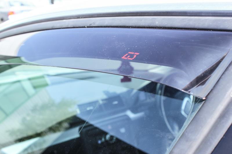Easy to Fit 3 Doors Model Only G3 19.655-12825 Pair of G3 Wind Deflectors 19.655 Tinted Rain Guards