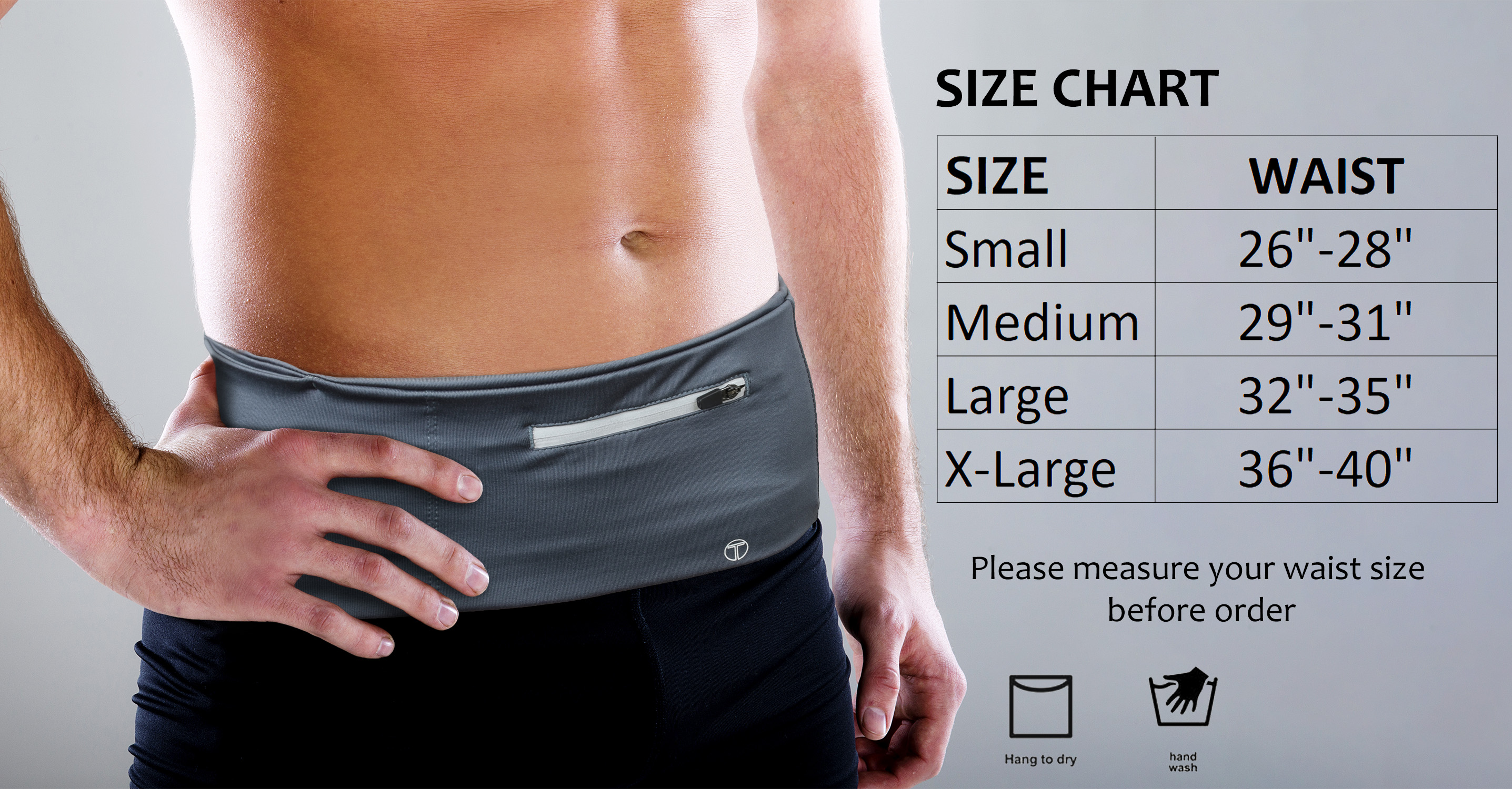 check out 84512 3e8e9 Terrania Running Belt for iPhone 8 X 7 Plus 6S Waist Fanny Pack ...