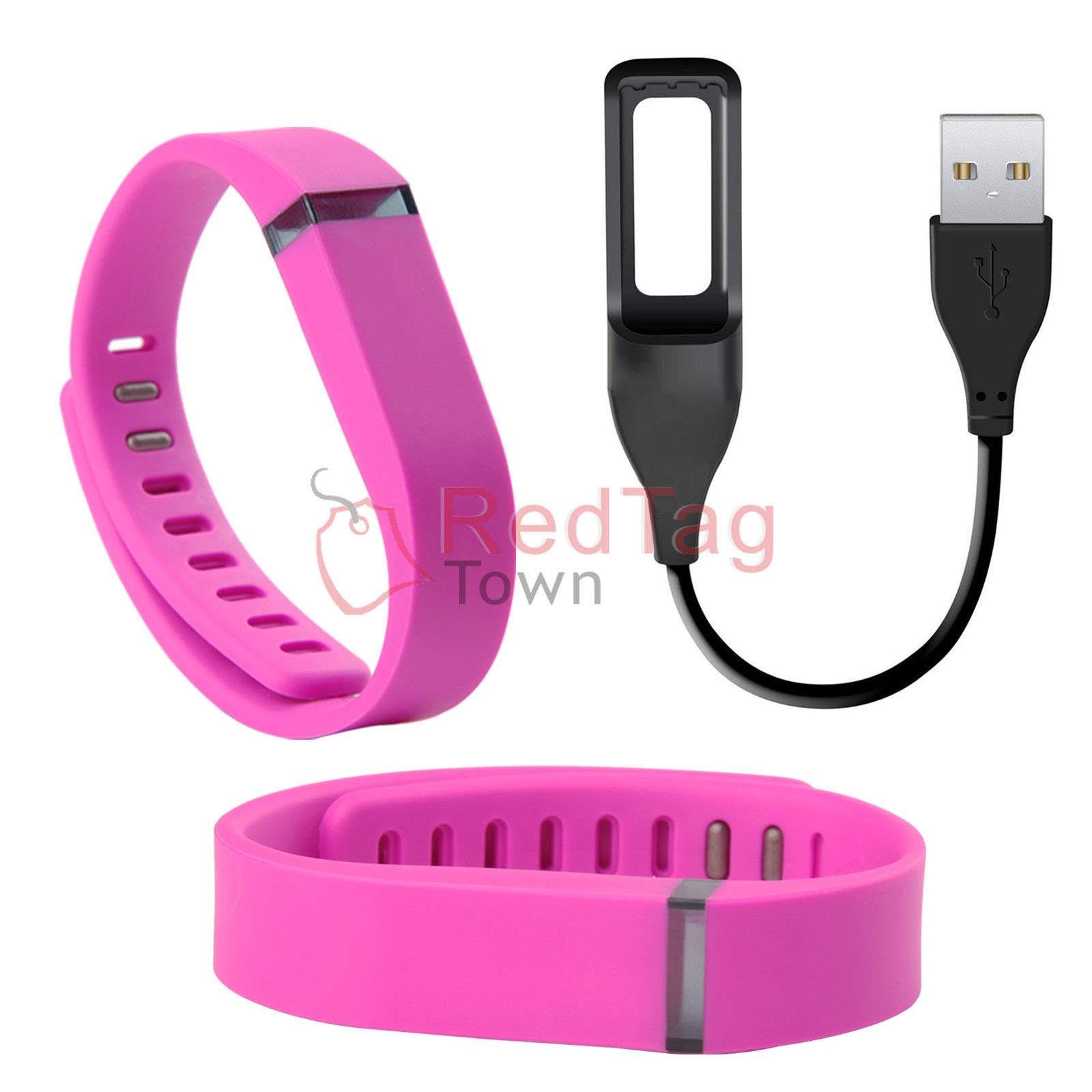 Replacement-USB-Charger-Cable-Wrist-Band-Clasp-For-Fitbit-Flex-Wireless-Bracelet