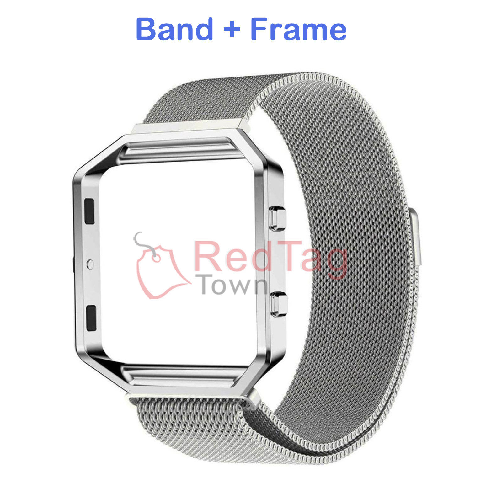Milanese-Magnetic-Loop-Metal-Wrist-Watch-Band-Strap-Replacement-For-Fitbit-Blaze thumbnail 19