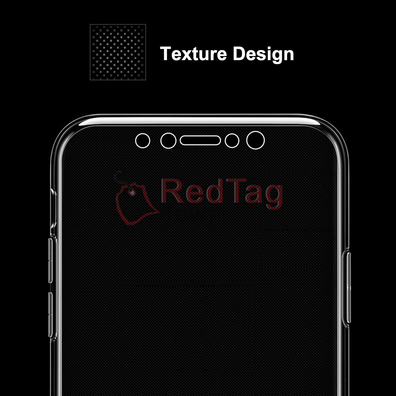 360-Clear-TPU-Full-Body-Soft-Rubber-Protective-Case-Cover-Skin-For-iPhone-X-New