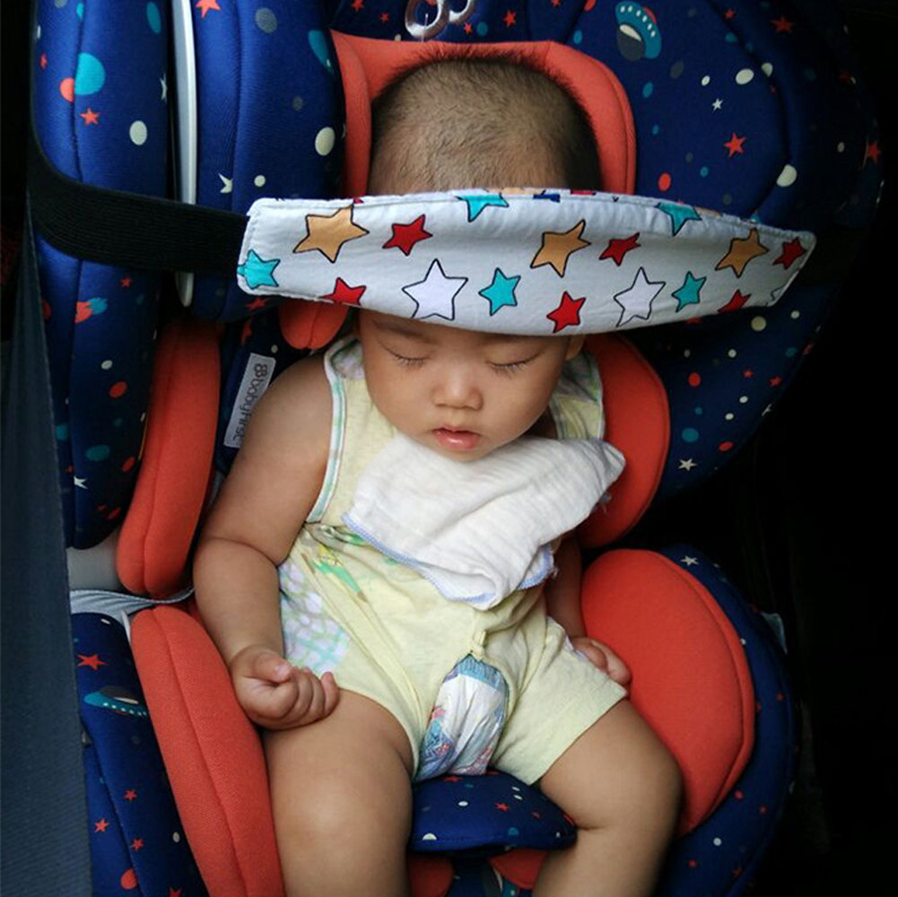 Baby Car Seat Head Support Pillow Infants Neck