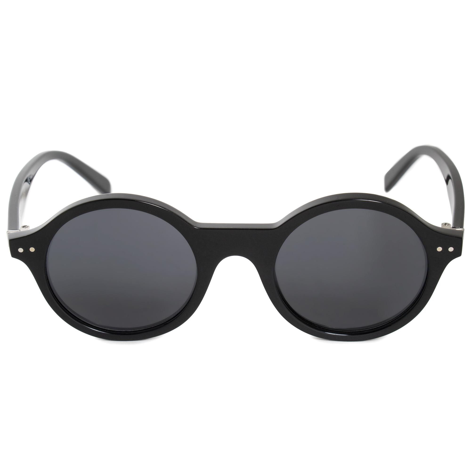 ceaf1b21bcfd Celine Round Sunglasses 41434S 807 IR 48 762753412799