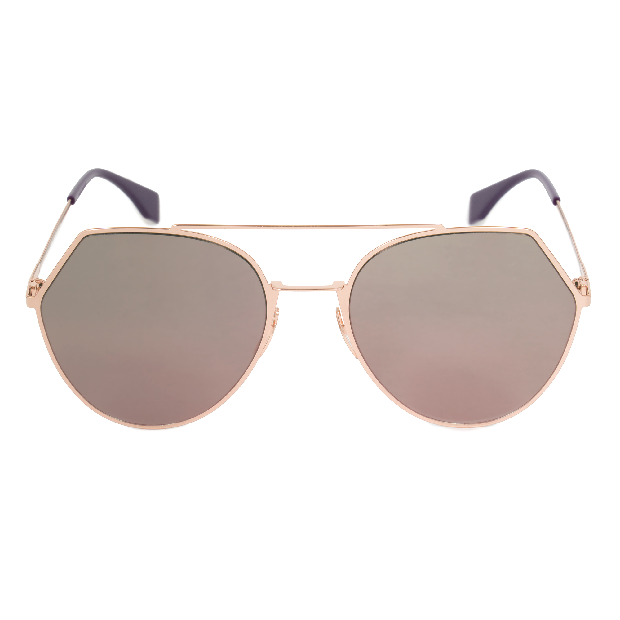 About Lensnewamp; Fendi Ddbap Tone Ff0194s Details Frame Red Authentic SunglassesGold JFKcl1