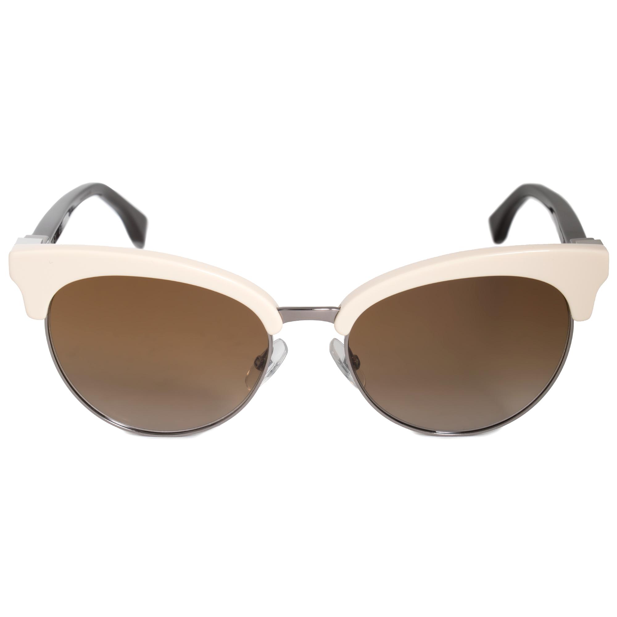 4a4de7647107 Fendi Cat Eye Sunglasses FF0229S VK6 81 56 762753611819 | eBay