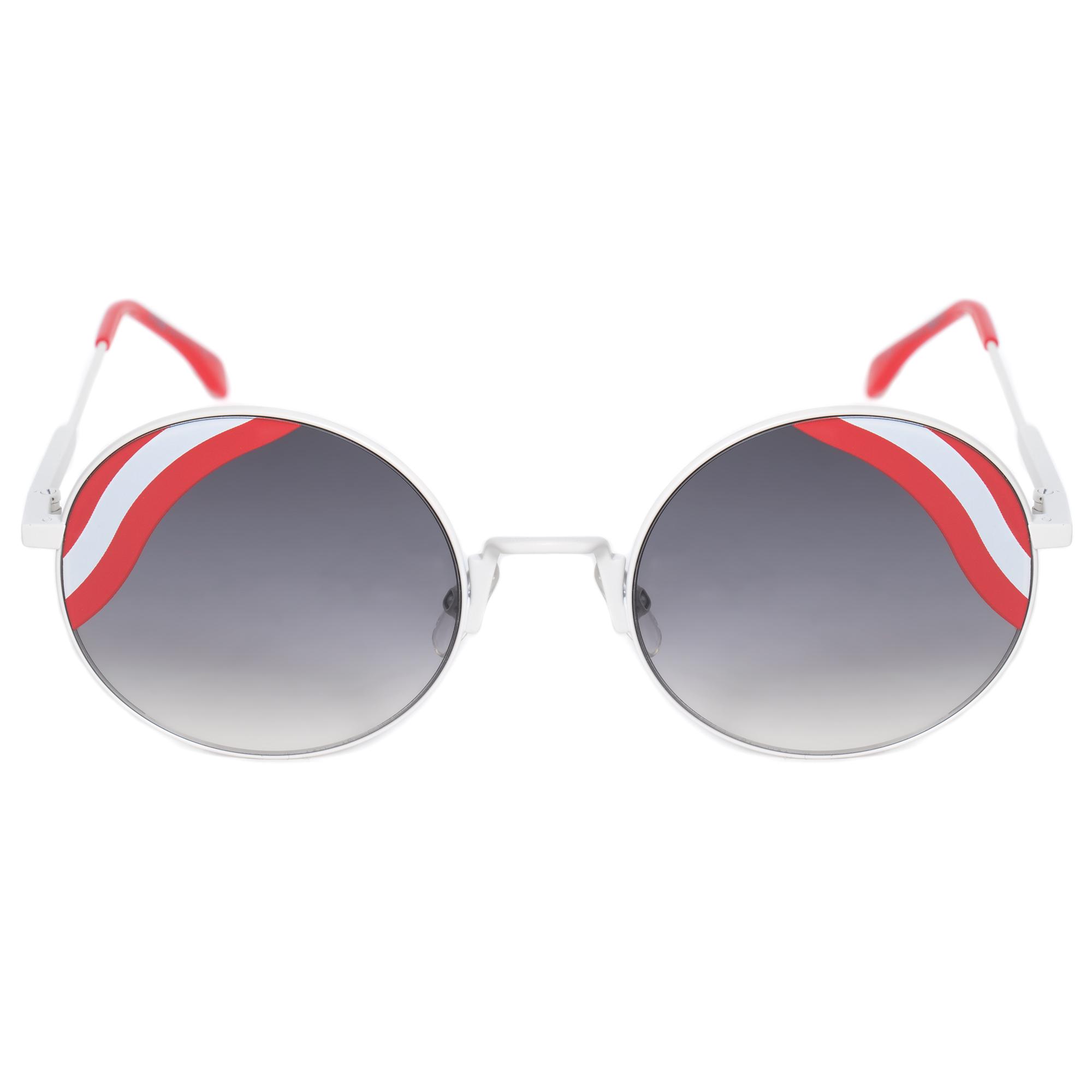 d9c578ac3772e Fendi Waves Round Sunglasses FF0248S VK6 9O 53 762753885487